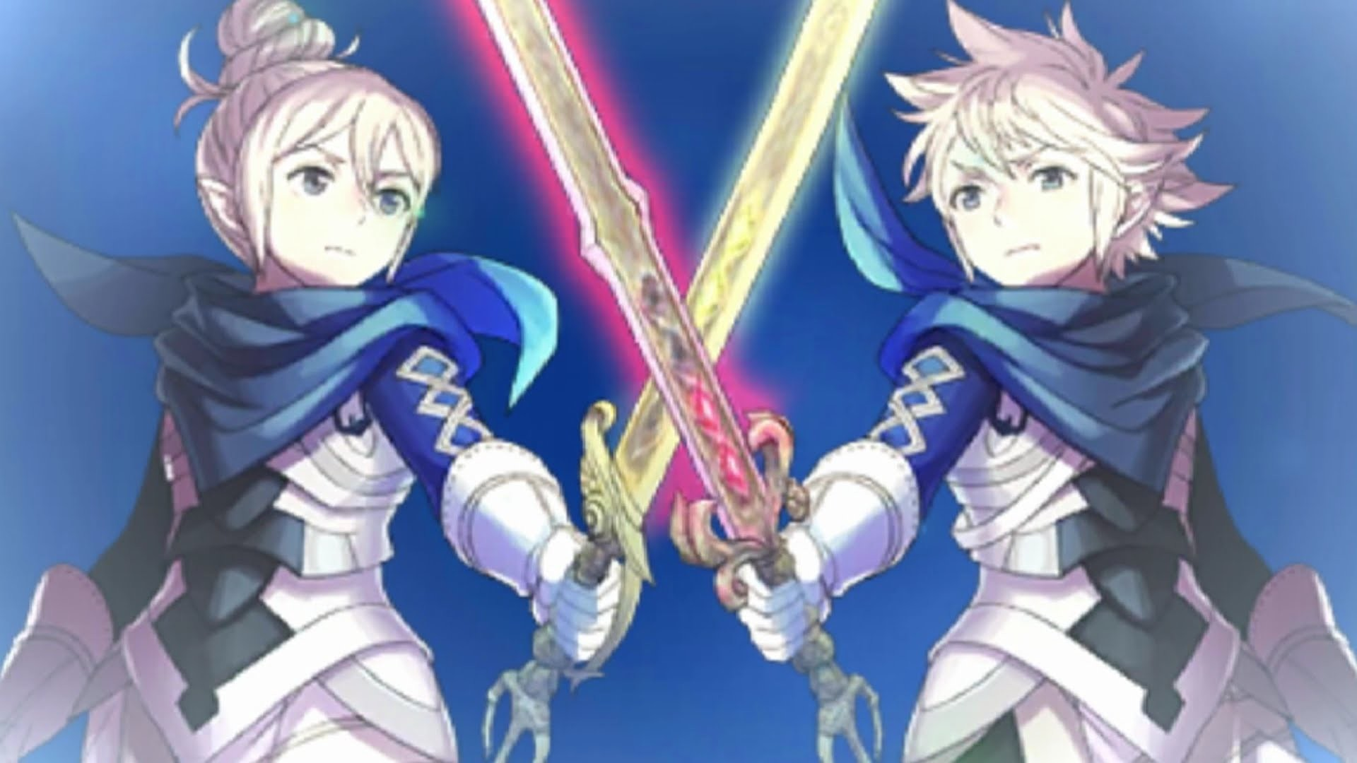 Fire Emblem: Fates English (DLC) – Xenologue: Heirs of Fate End: Lost in  the Waves! – YouTube