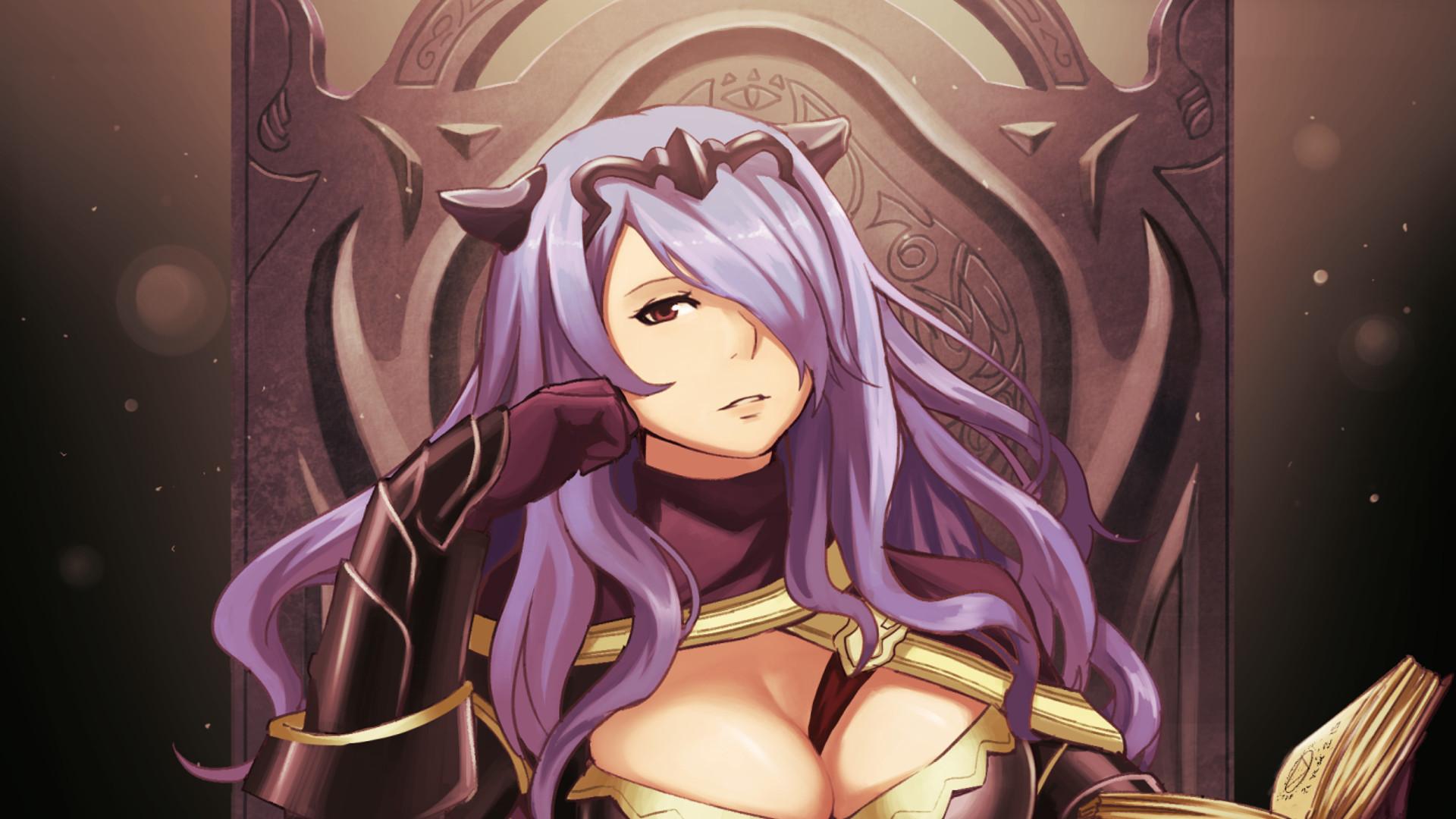 Video Game Fire Emblem Fates Armor Camilla Wallpaper