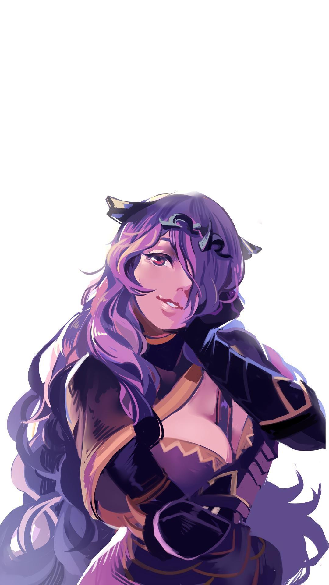 Camilla – Fire Emblem: Fates Mobile Wallpaper [1080×1920]