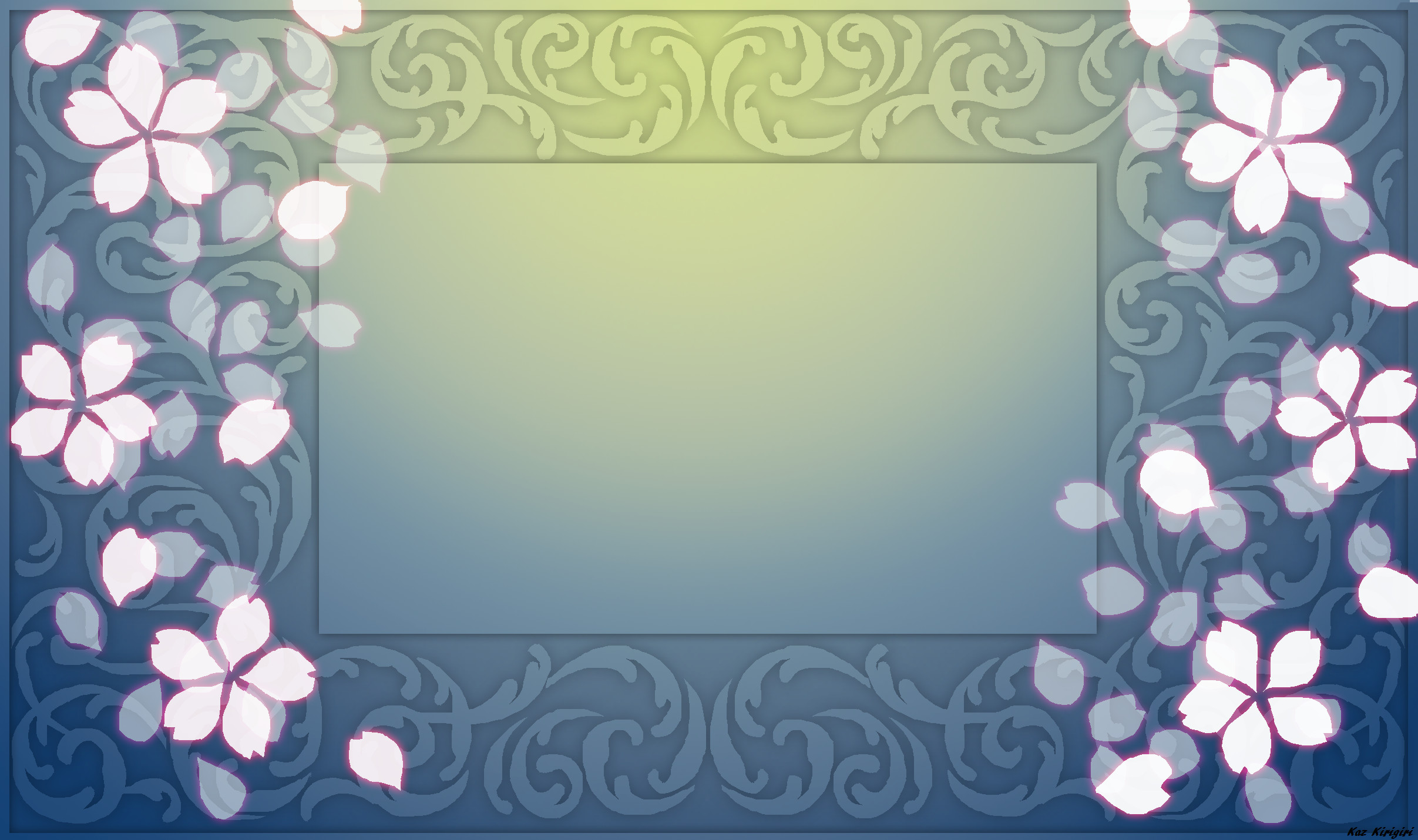 … Fire Emblem Birthright Chapter Start Blank by Kaz-Kirigiri