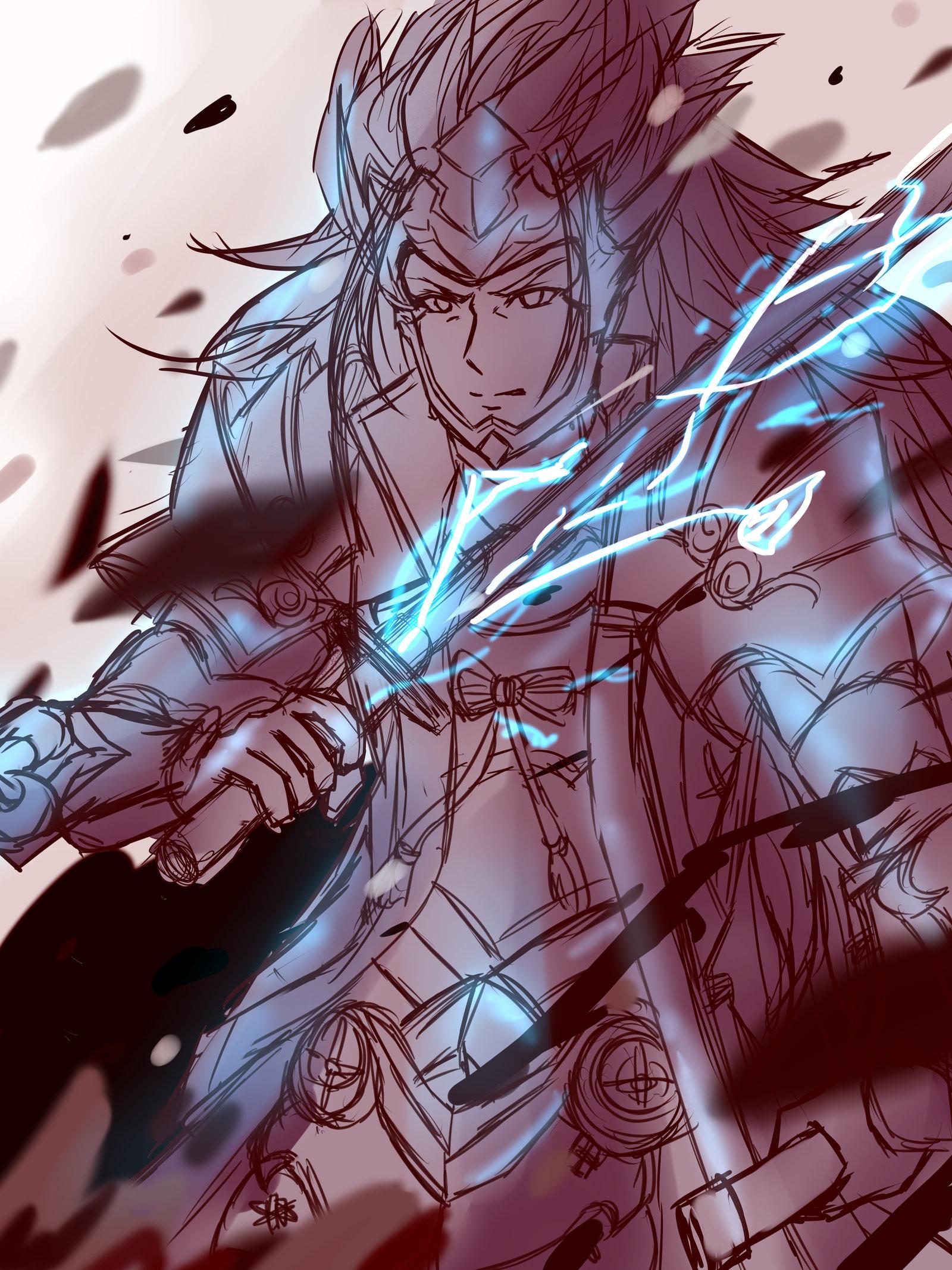 … Fire Emblem IF: Hoshido by OwlLisa