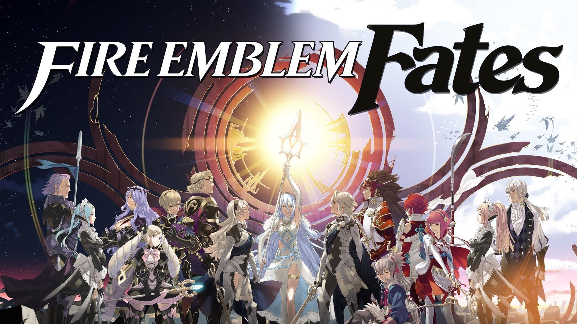 Fire Emblem Fates • Alles nur ein Traum? • Let's Play FIRE EMBLEM FATES  Deutsch German