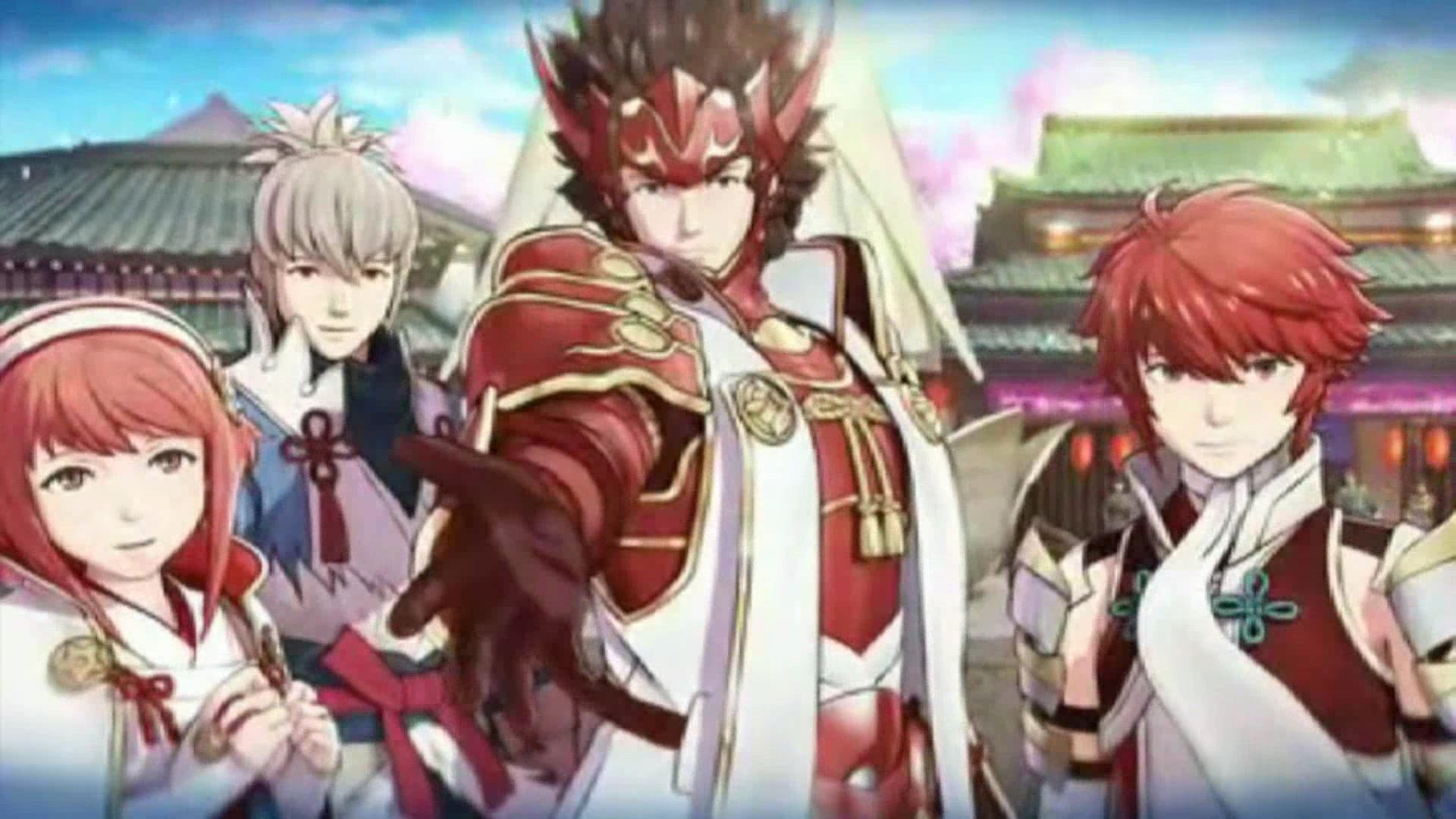 Fire Emblem: Fates English (Hoshido) – Birthright Endgame: Darkness  Vanquished by Dawn! – YouTube