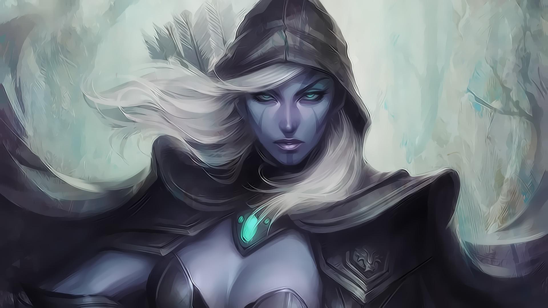 undead, artwork, Frozen Throne, Sylvanas Windrunner, …
