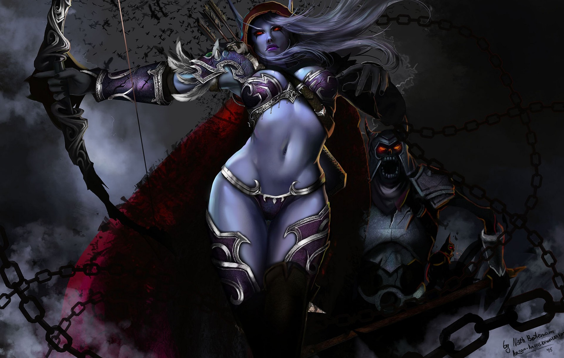 Video Game – World Of Warcraft Sylvanas Windrunner Wallpaper