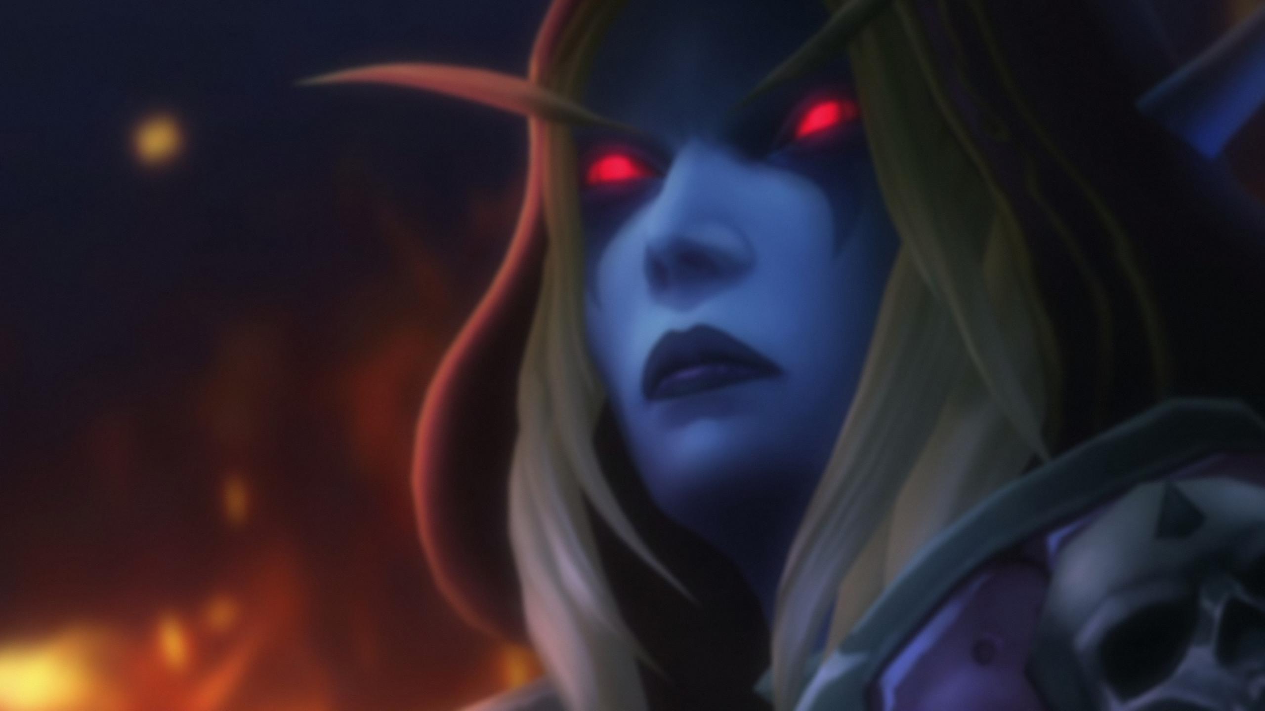 General World of Warcraft Sylvanas Windrunner Blizzard  Entertainment