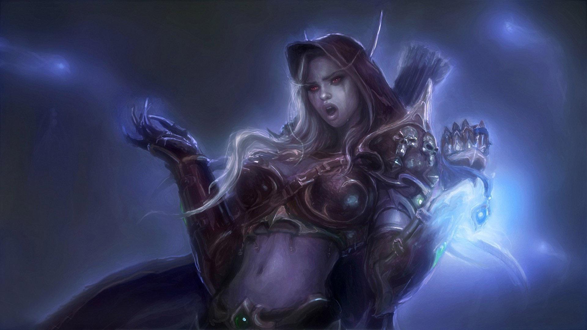 Sylvanas Windrunner – World of Warcraft wallpaper thumb