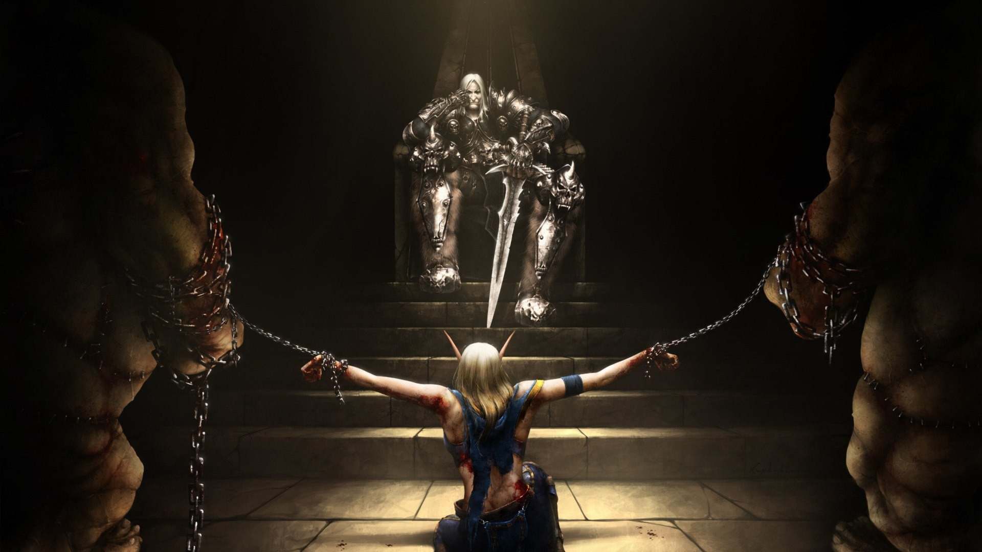 Warcraft · download Warcraft image · 46 Fav Sylvanas Windrunner
