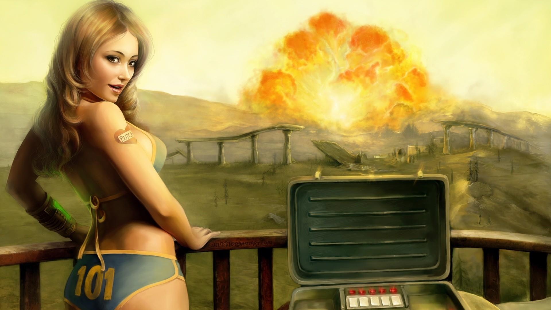 Fallout 4 Power Armor Wallpaper HD – Jimaintl.com