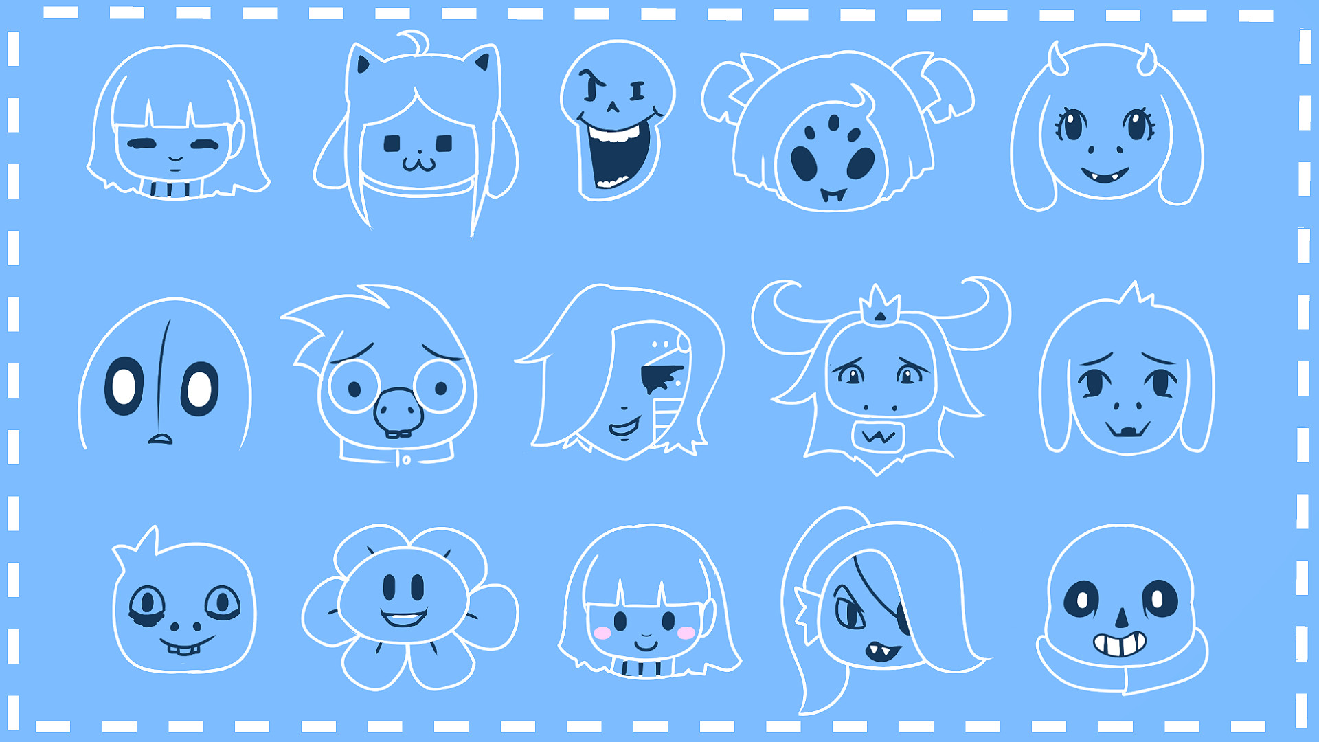 High Quality Undertale Images Collection for Desktop