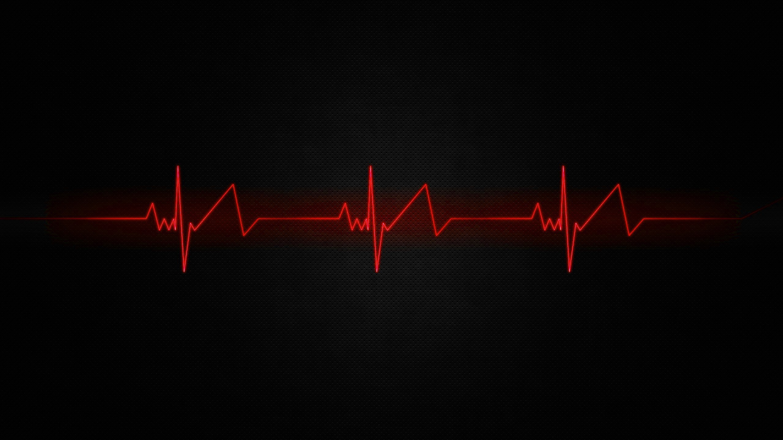 Backgrounds_Red_thread_heart_rate_on_a_black_background_104249_.jpg  (2560×1440) | pc wallpaper | Pinterest | Wallpaper