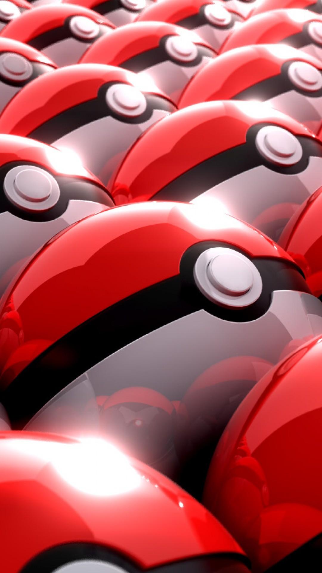 pokemon go mobile wallpapers 1920×1080 hd pokeballs