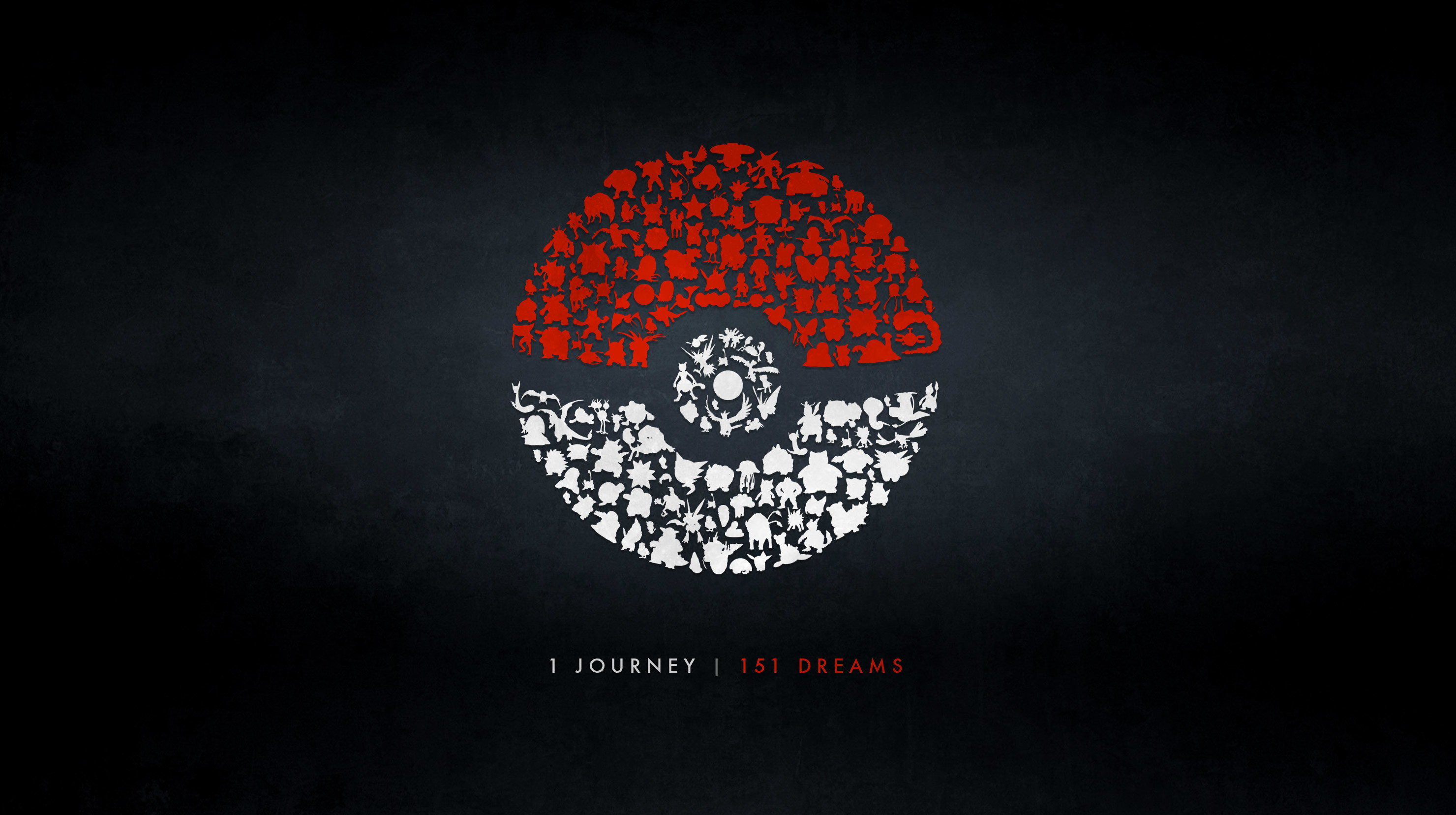 Pokemon GO HD 2048×2048 Resolution