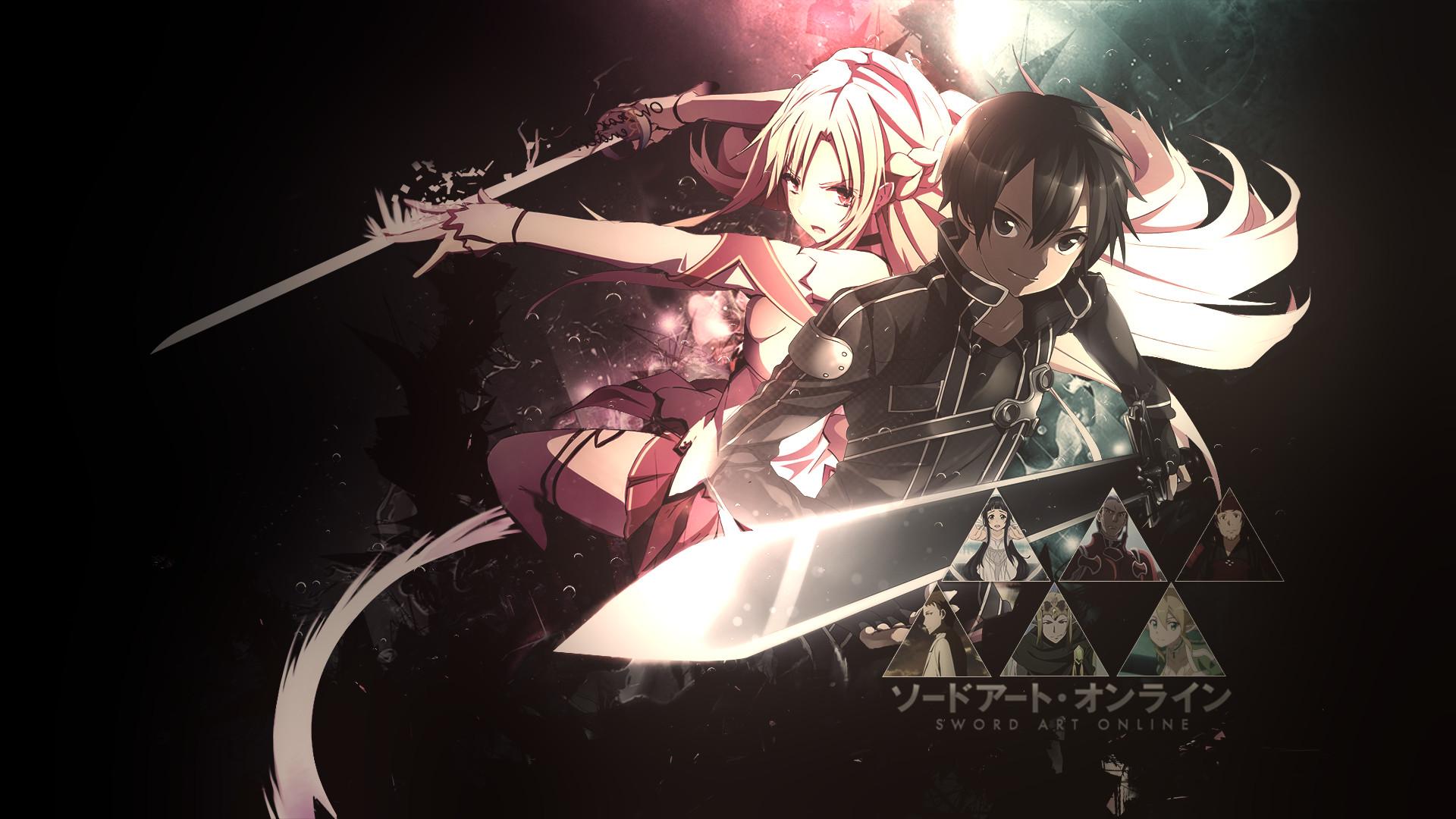 Sword Art Online Wallpapers High Resolution As Wallpaper HD