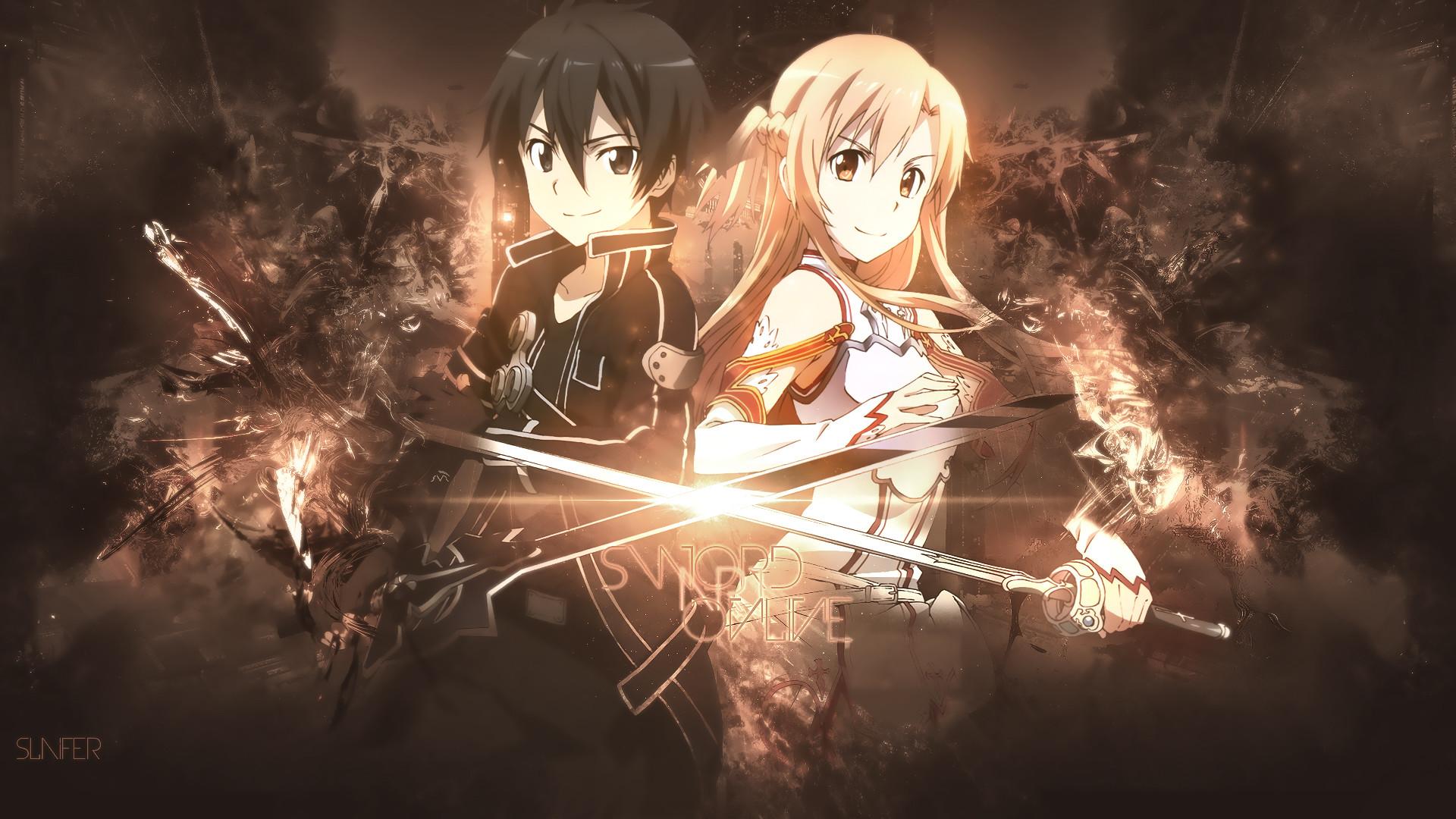 Otaku's Unite! images Sword Art Online HD wallpaper and background photos