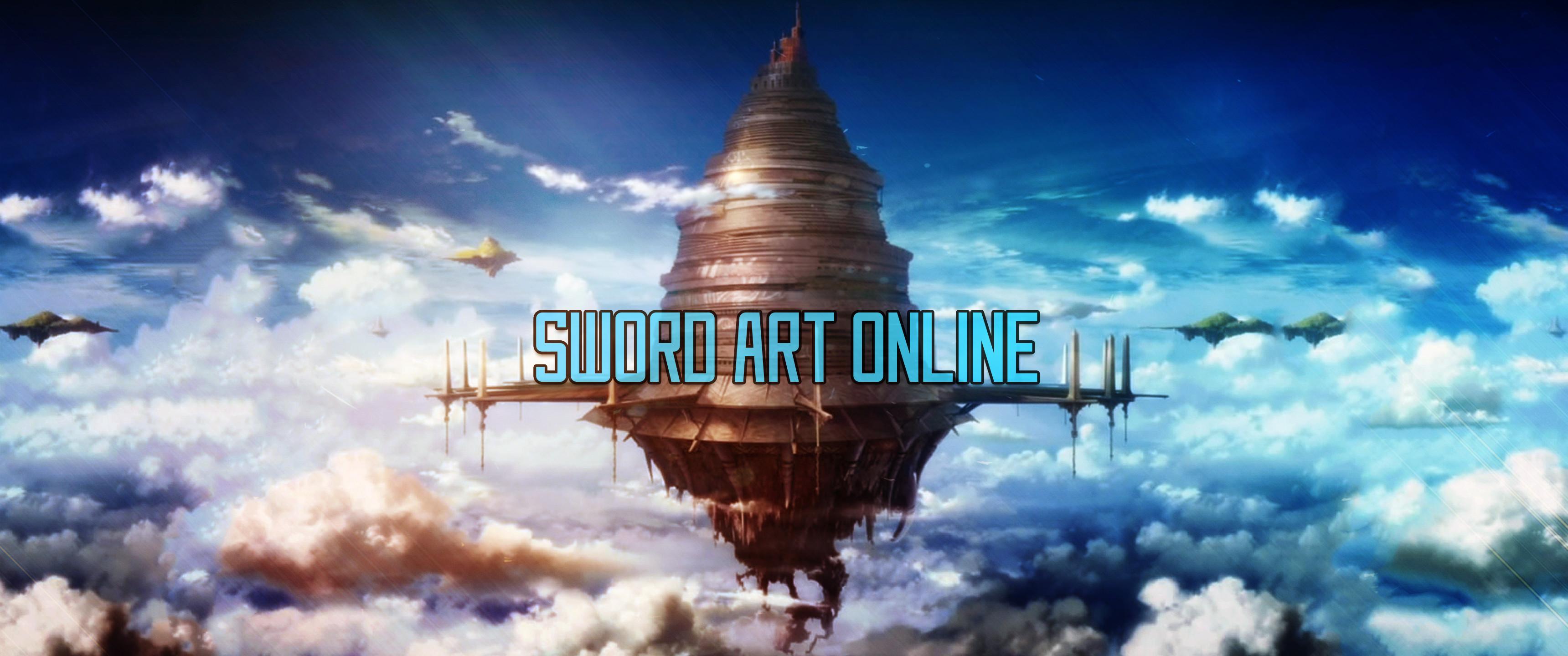 Aincrad Landscape Sword Art Online · HD Wallpaper | Background ID:672220