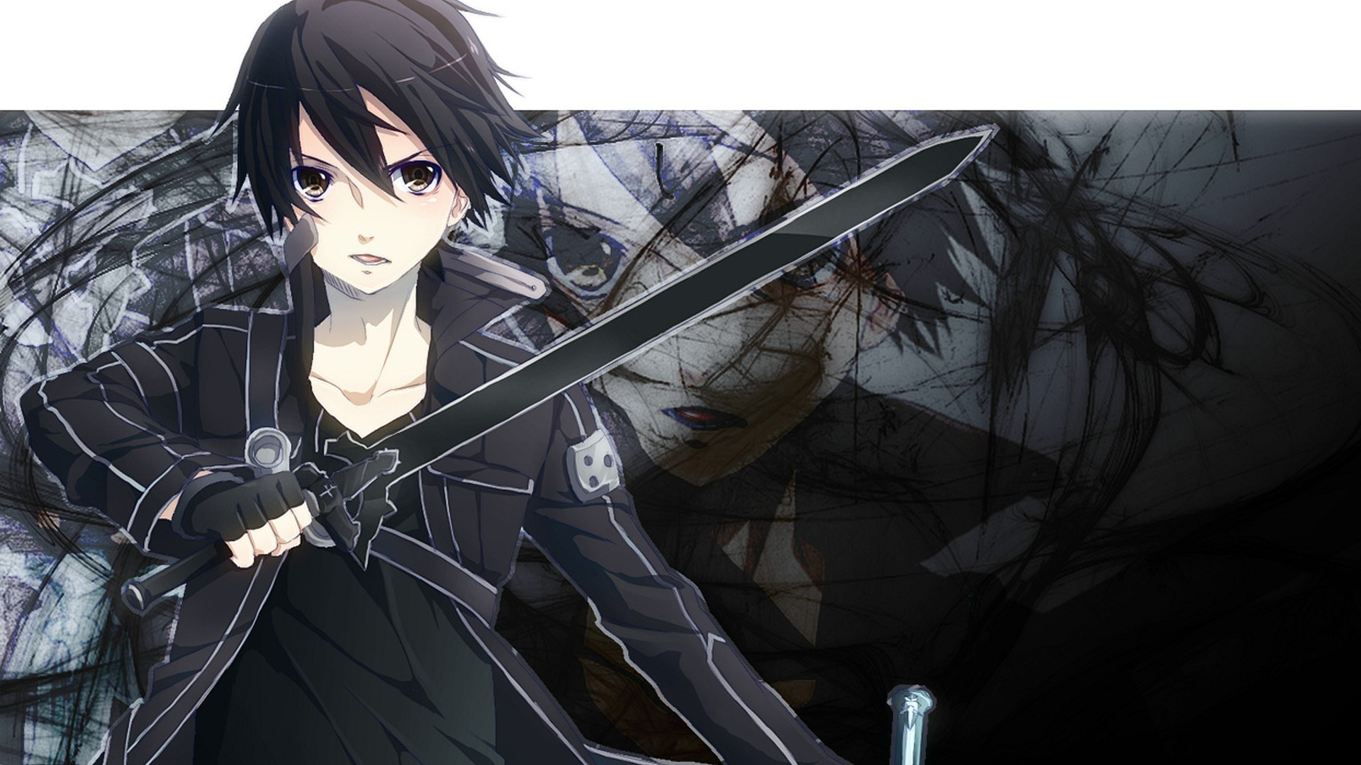 1070 Kirito (Sword Art Online) HD Wallpapers | Backgrounds – Wallpaper  Abyss – Page 4
