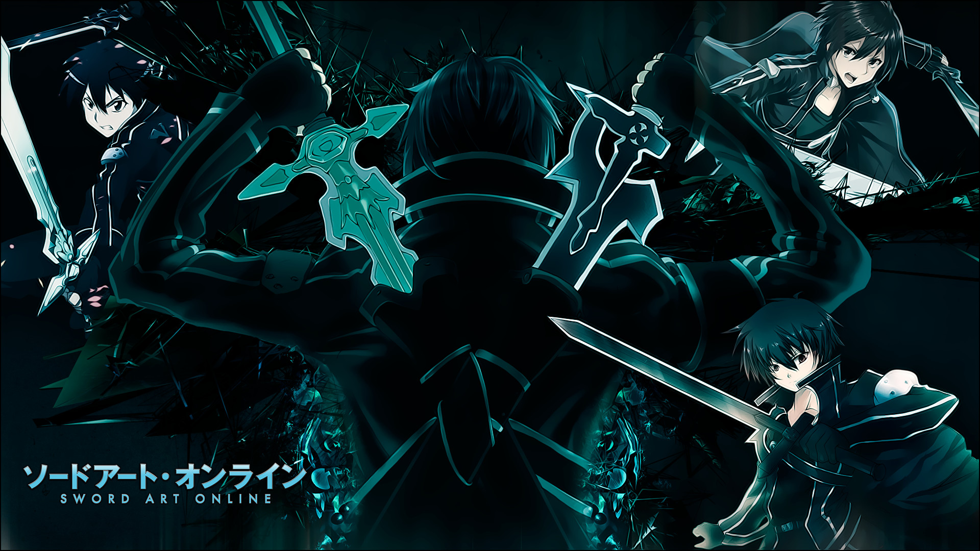 Kirito – SAO: Wallpaper by JuaNegro on DeviantArt