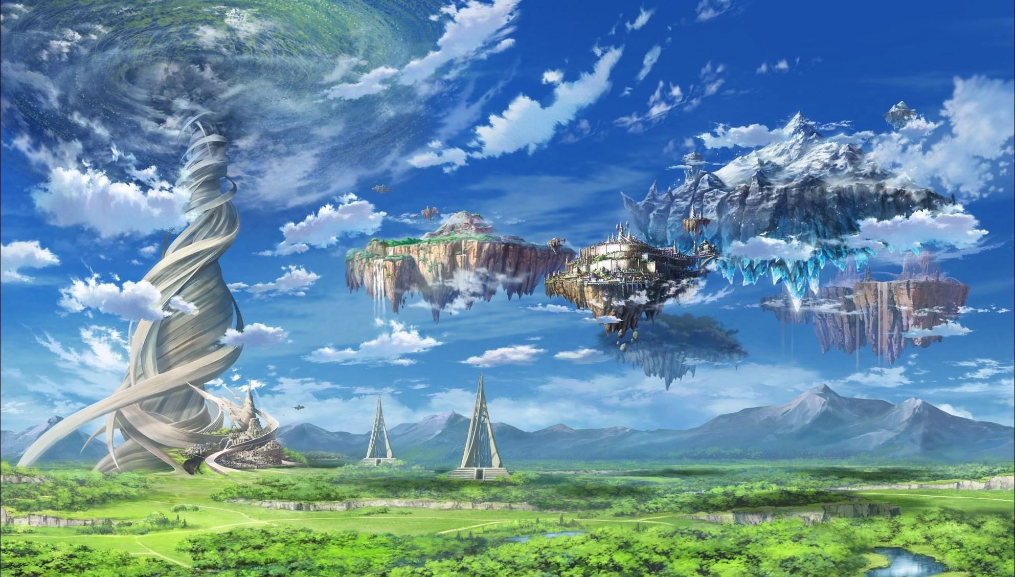 anime, Sword Art Online, Alfheim Online Wallpapers HD / Desktop and Mobile  Backgrounds
