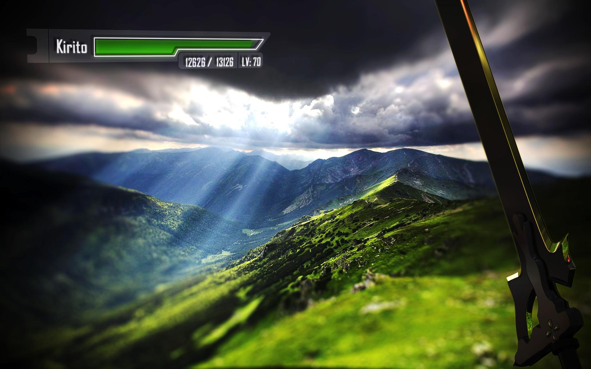 Anime – Sword Art Online Wallpaper
