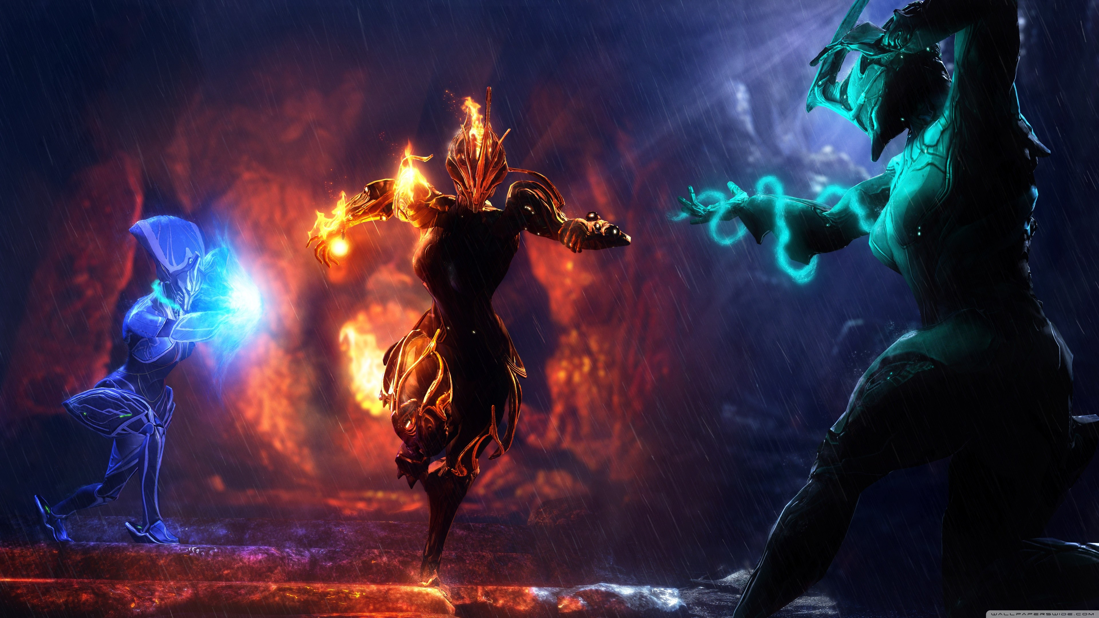 WARFRAME – Primal Conclave HD Wide Wallpaper for Widescreen