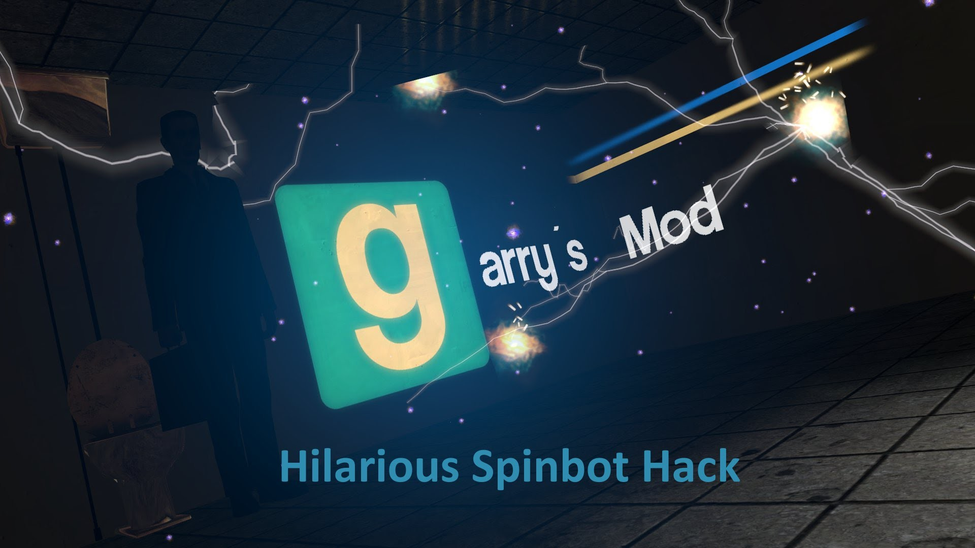 Hilarious Garry's Mod Spinbot Hack | Trouble In Terrorist Town – YouTube