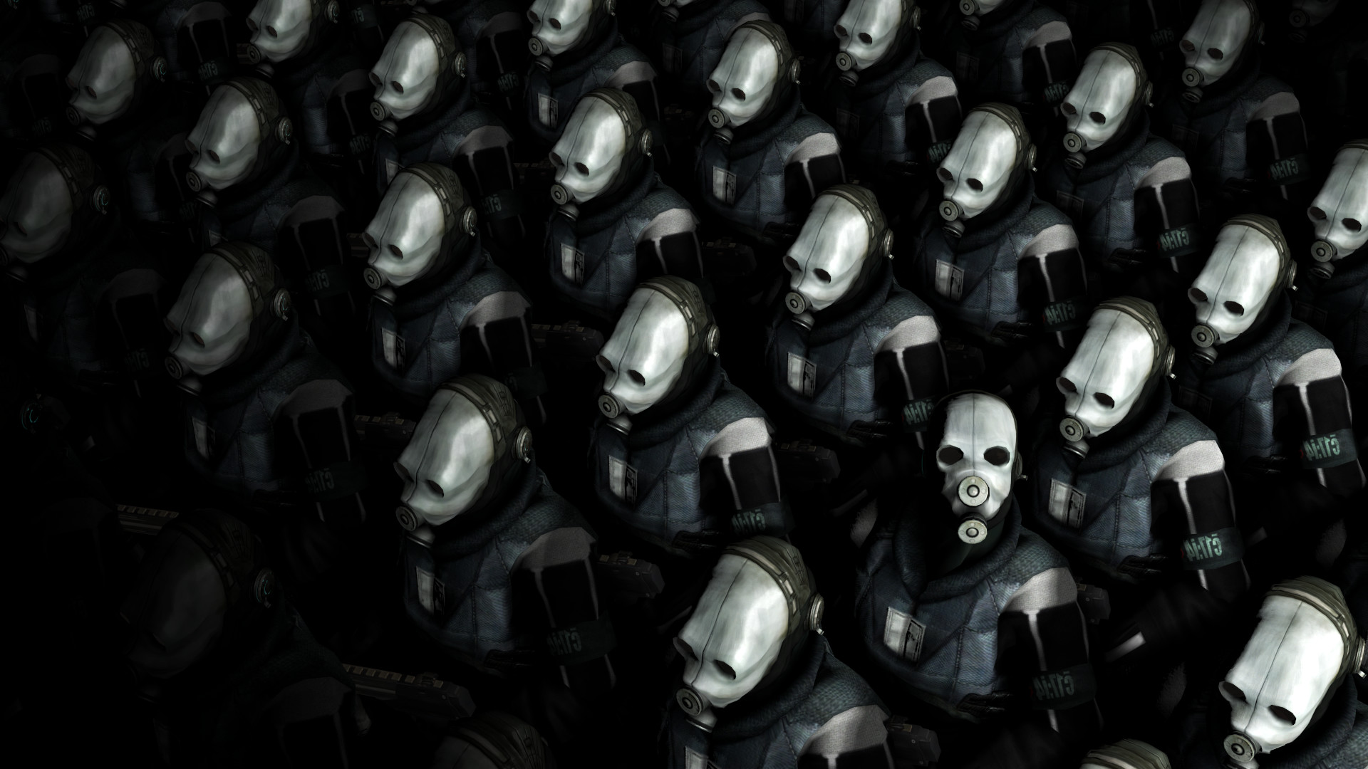 Half Life 2 Combine Wallpaper