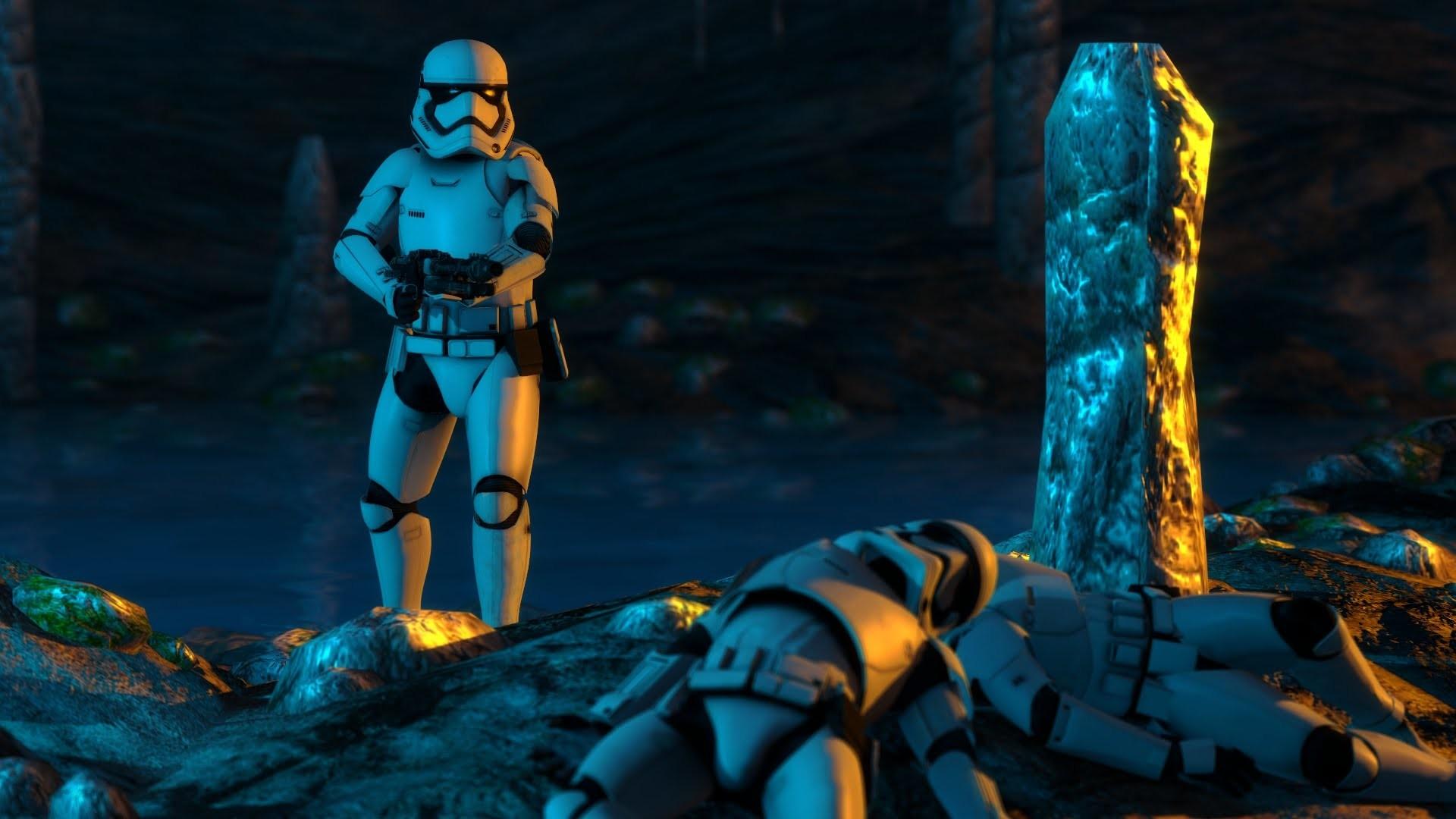 Add-On Showcase – Garry's Mod: Star Wars: The Force Awakens First Order  Trooper [PM/NPC] – YouTube