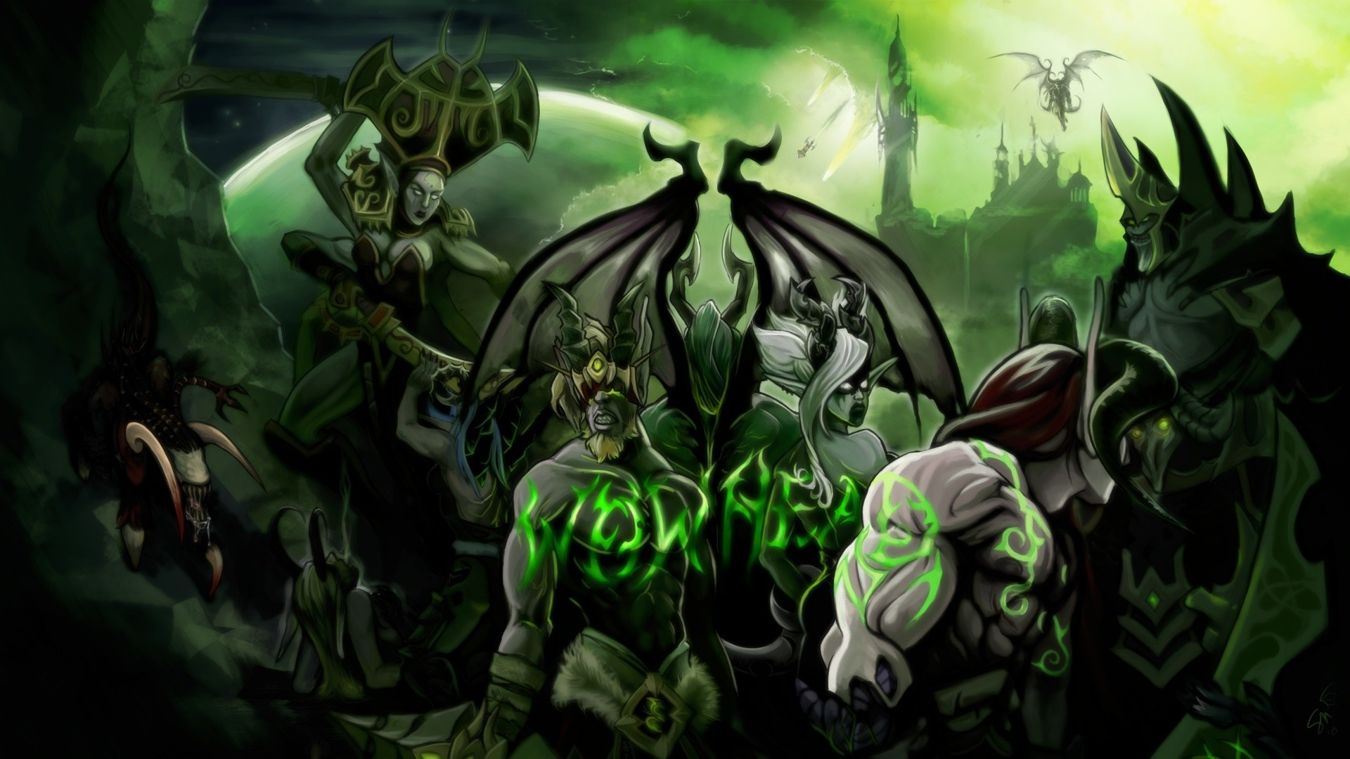 wow legion wallpaper images HD Wallpapers Buzz 2560×1440 Legion Wallpapers  (37 Wallpapers)