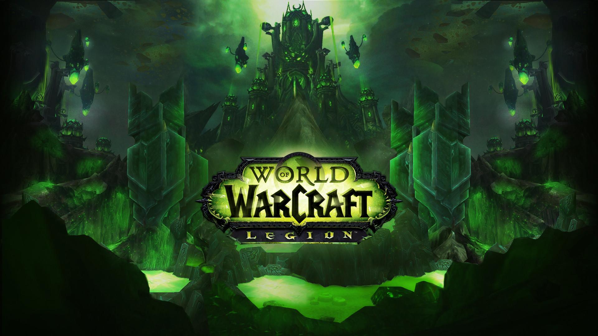 … World of Warcraft: Legion wallpaper by Mokuin