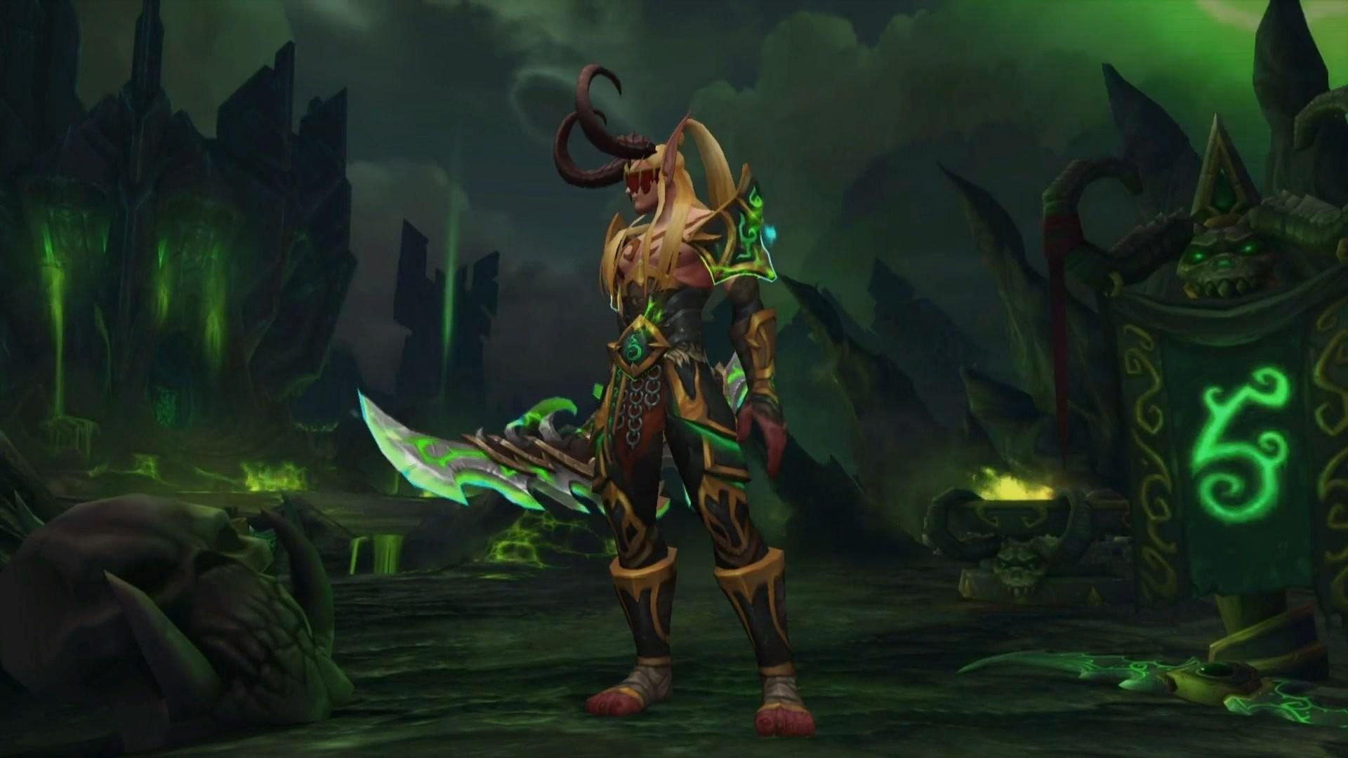 World of Warcraft: Legion Images