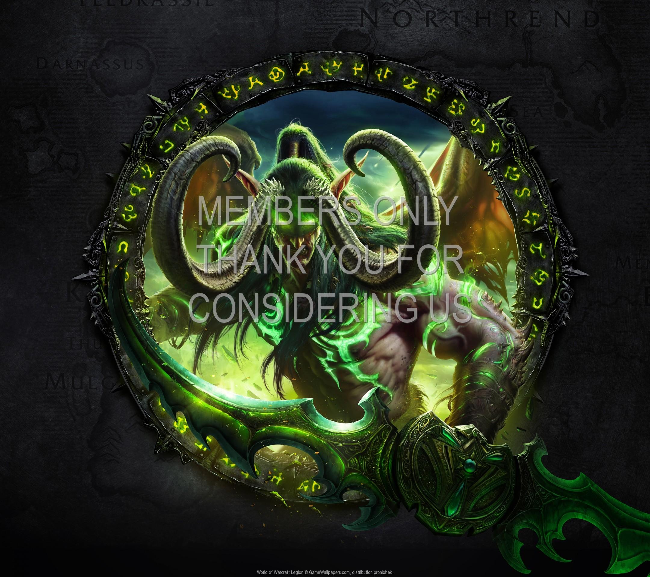 World of Warcraft: Legion 1920×1080 Mobile wallpaper or background 05