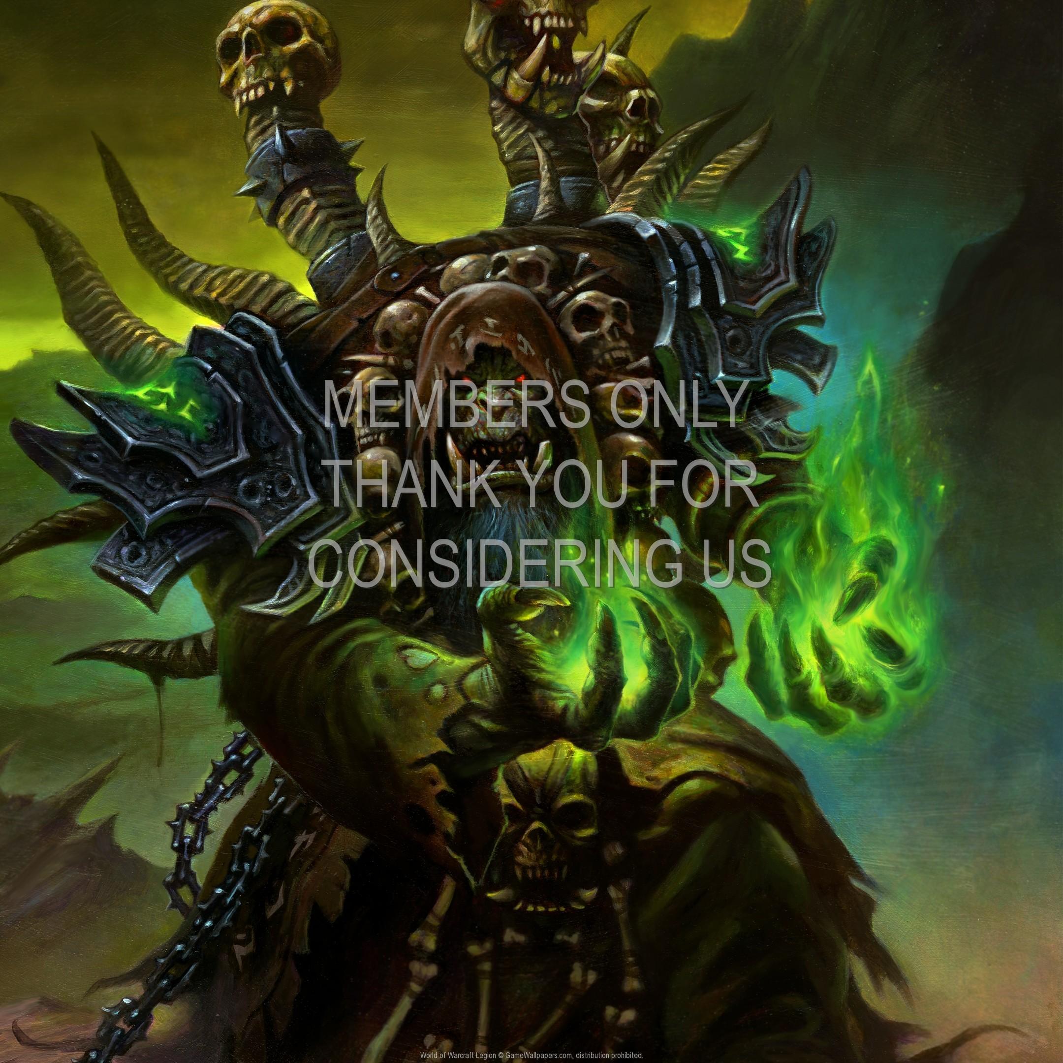 World of Warcraft: Legion 1920×1080 Mobile wallpaper or background 03