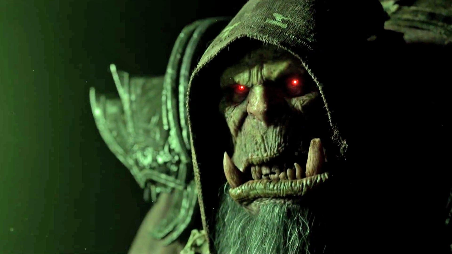 World of Warcraft Legion Expansion Trailer