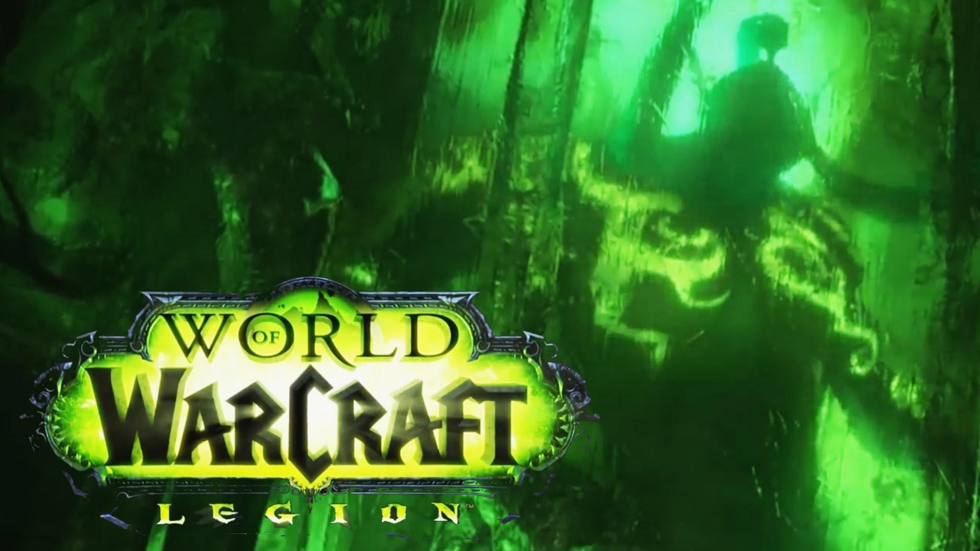WoW Legion – Cinematic Teaser – Gamescom 2015