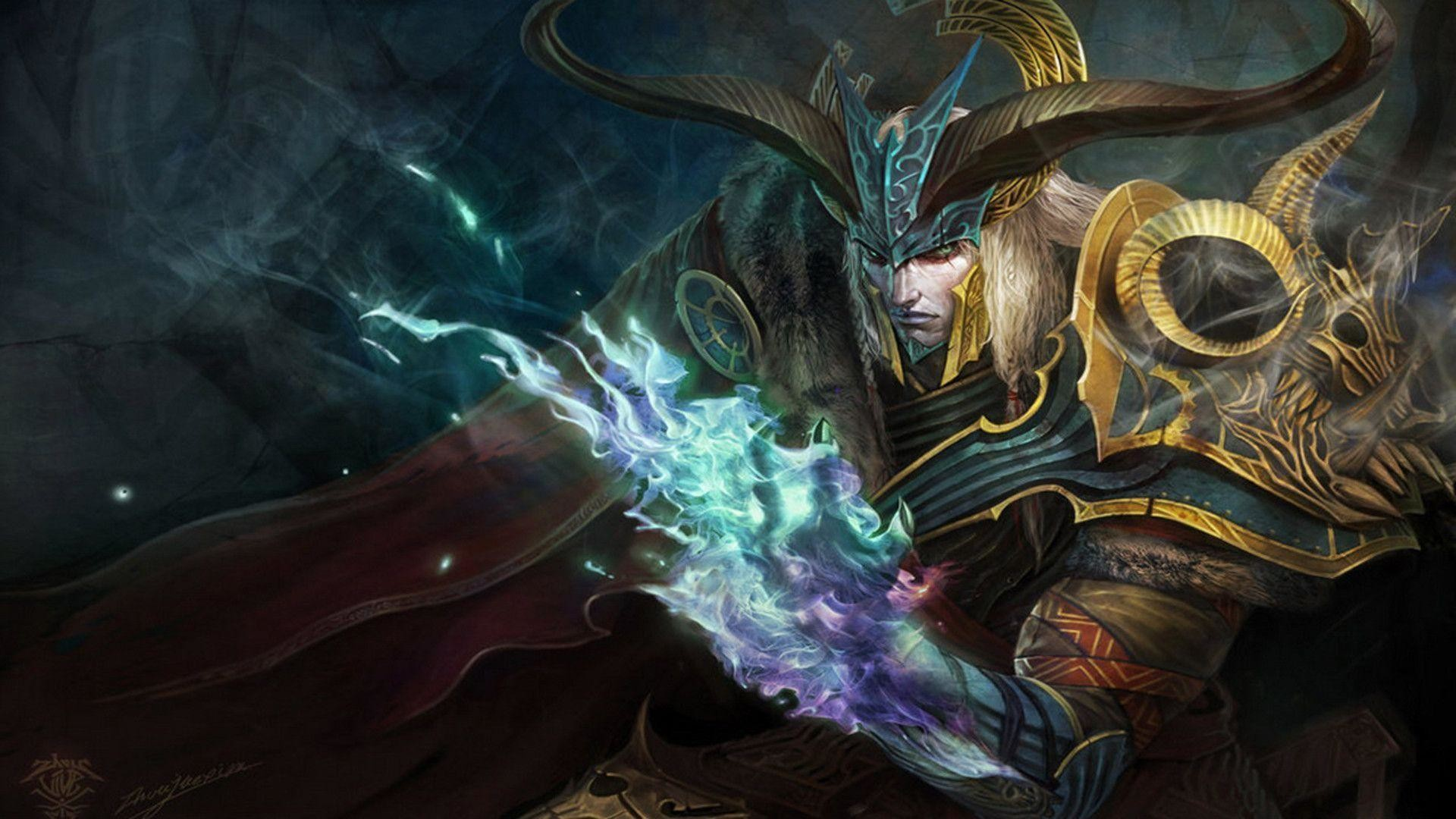 Wallpapers For > World Of Warcraft Wallpaper Druid