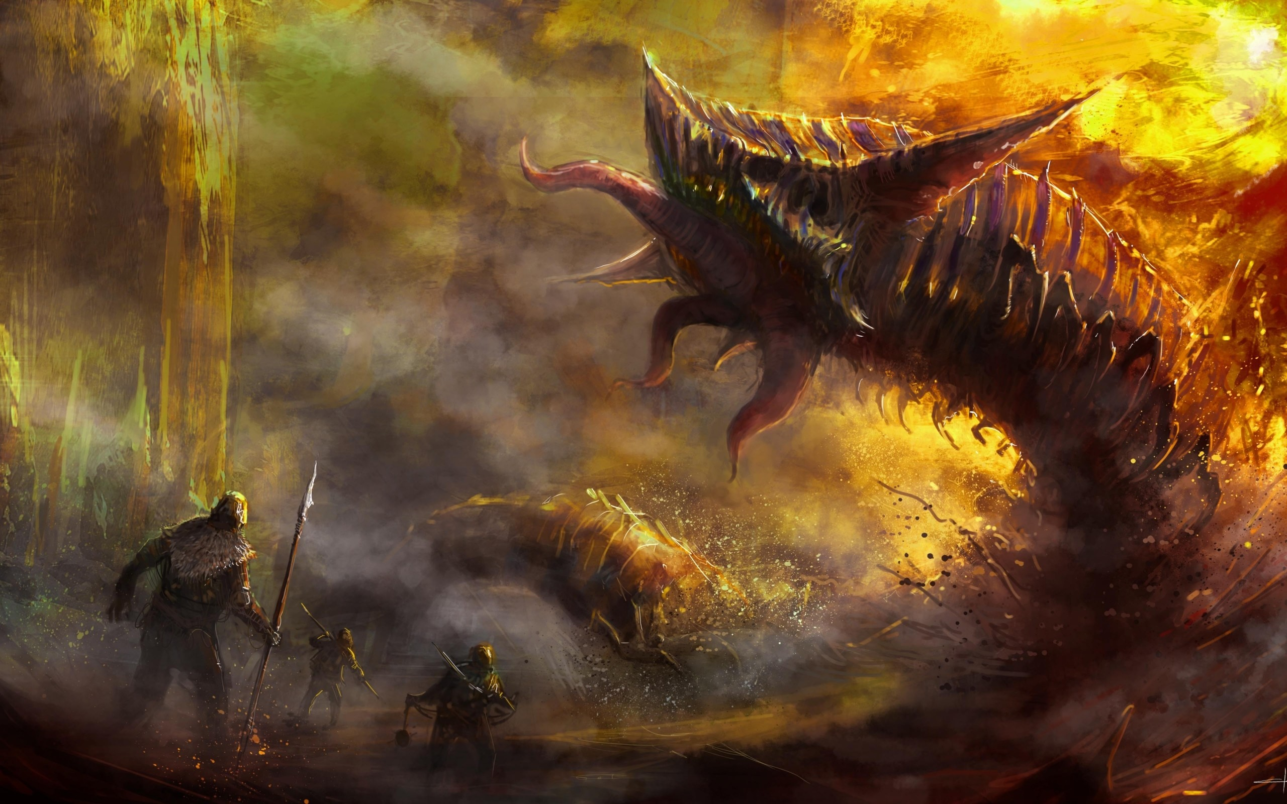 HD Wallpaper | Background ID:293771. Fantasy Dungeons & Dragons.  3 Like