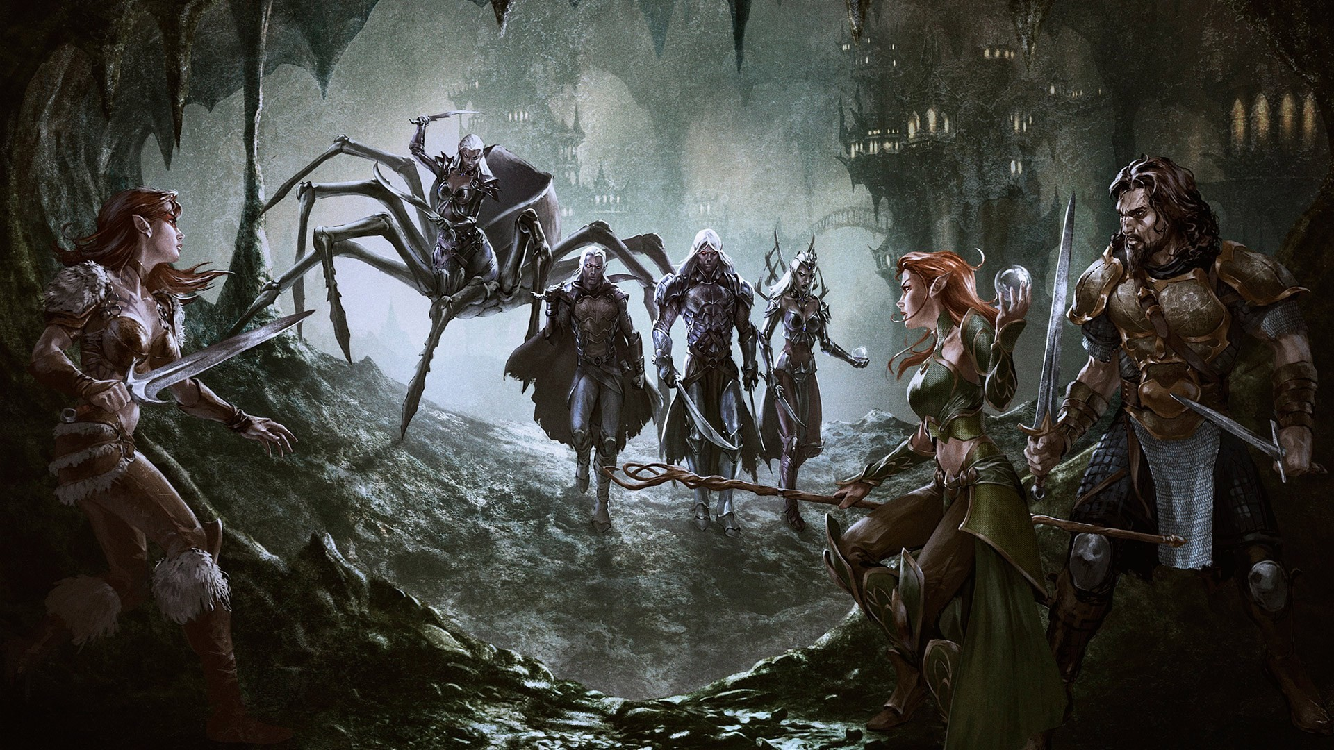 Nice Dungeons And Dragons Wallpaper Amazing free HD 3D wallpapers  collection-You can download best