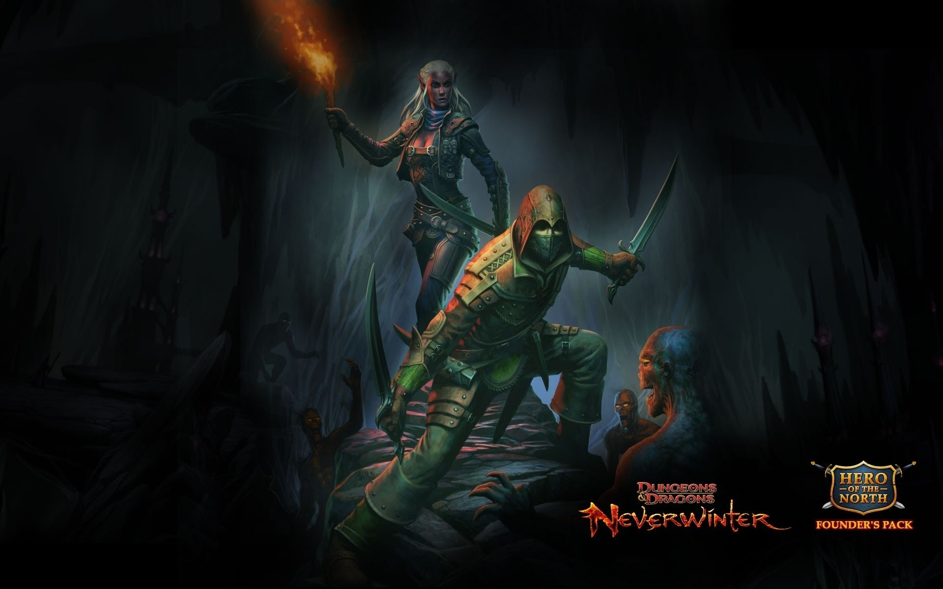 HD Wallpaper | Background ID:393680. Video Game Dungeons & Dragons:  Neverwinter