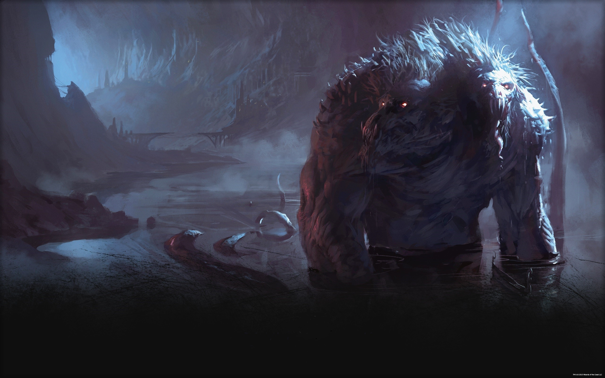 Dungeons & Dragons, Artwork, Fantasy art Wallpapers HD / Desktop and Mobile  Backgrounds