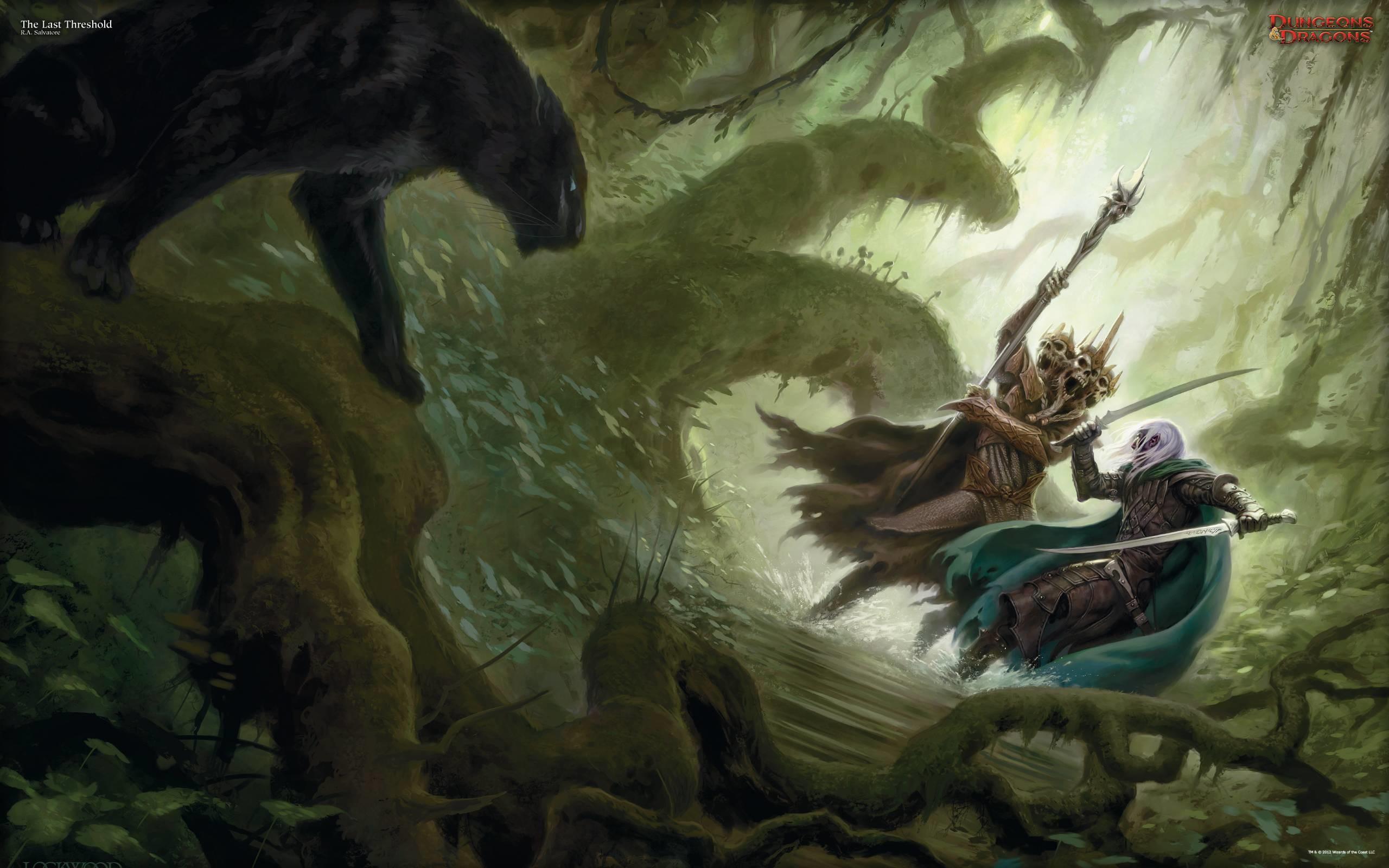 D&D Wallpapers | Dungeon DuTchess