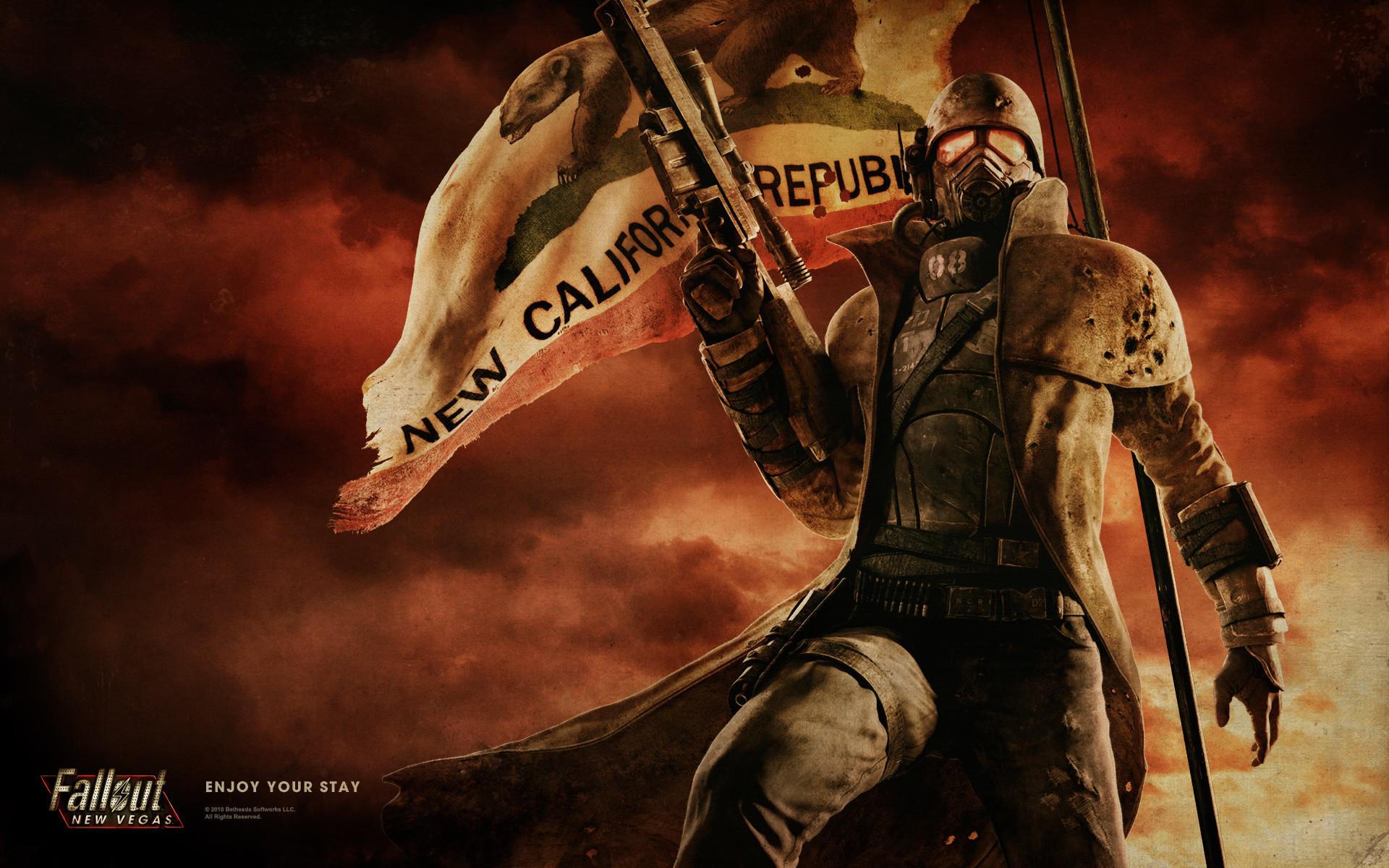 Fallout New Vegas Wallaper 3 – Fallout4 : New vegas Wallpaper .