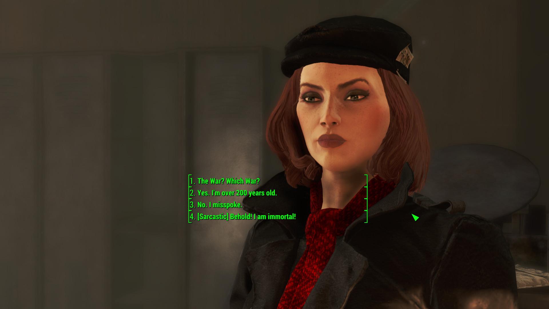 BombshellLookForPiper 2F1E.esp – Fallout 4 Mod, Cheat   FO4