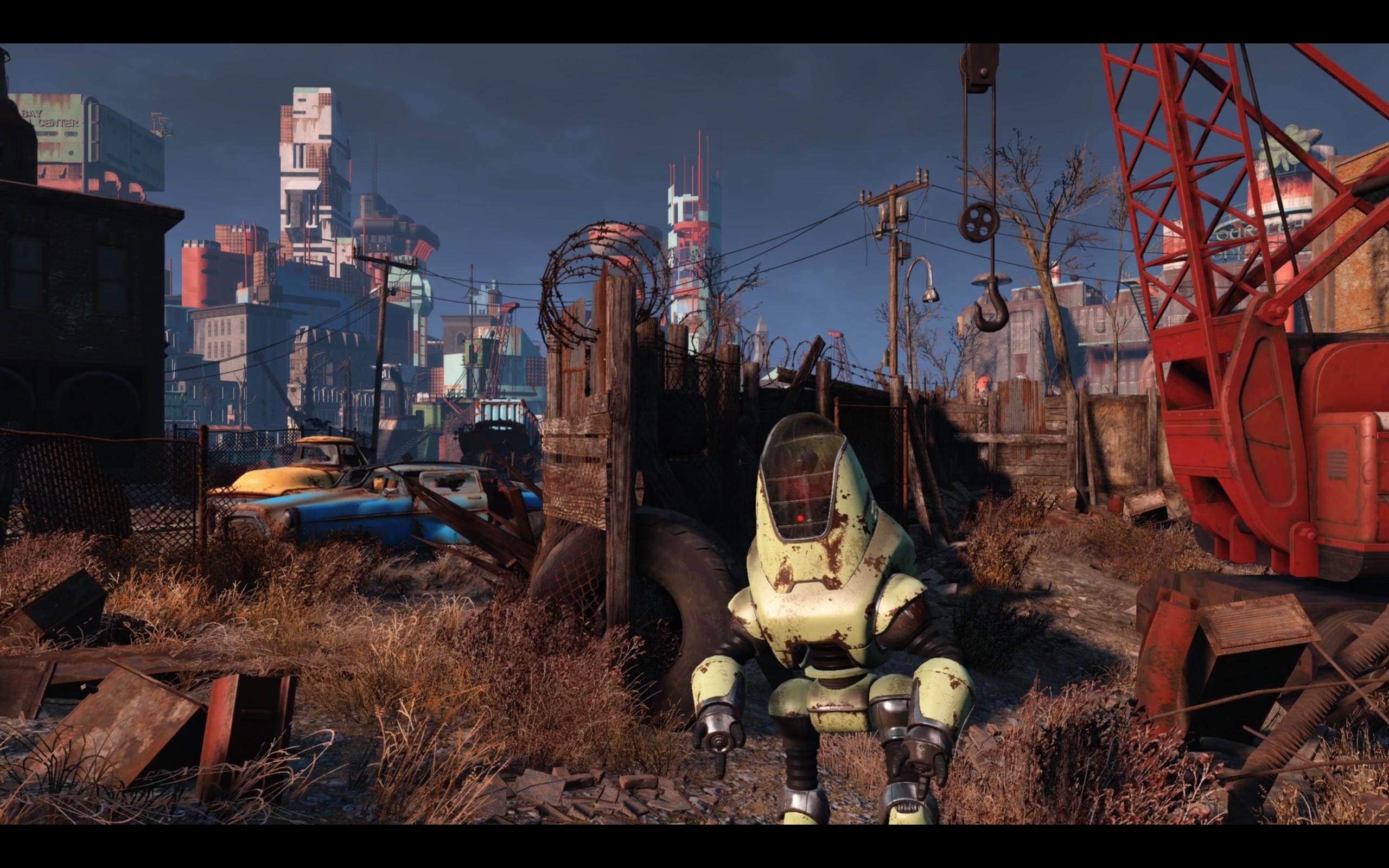 Fallout 4 Speculation Thread – Graphic talk elsewhere please. – Page 7 –  NeoGAF