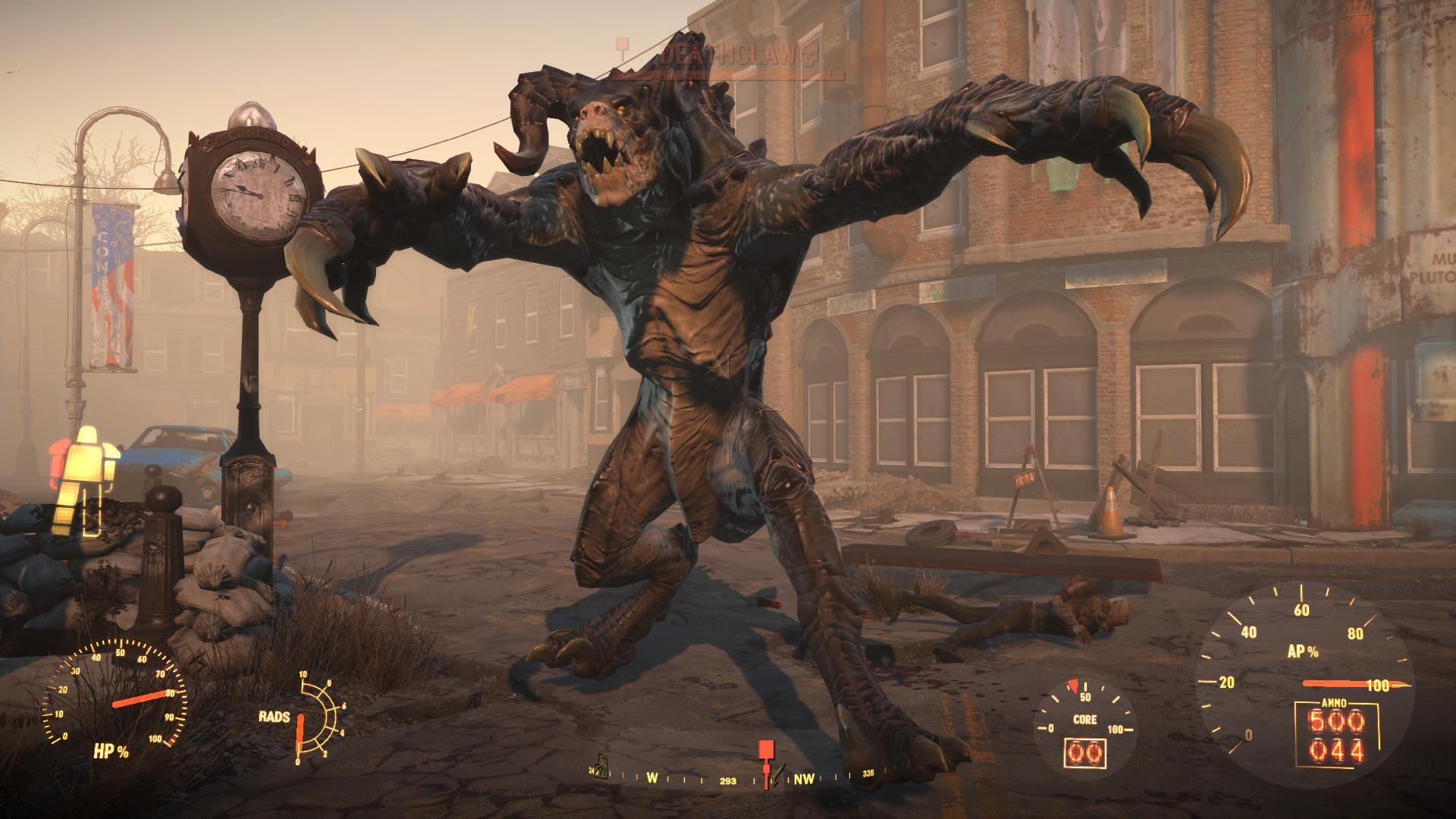 Fallout4-Deathclaw 2 by GiuseppeDiRosso Fallout4-Deathclaw 2 by  GiuseppeDiRosso