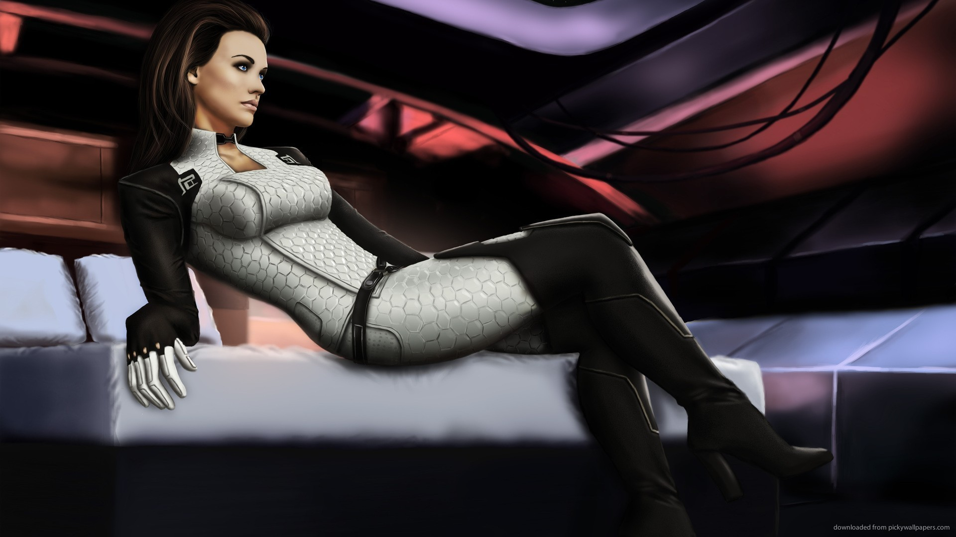 <b>Miranda Lawson</b> – Mass Effect 2 http:/