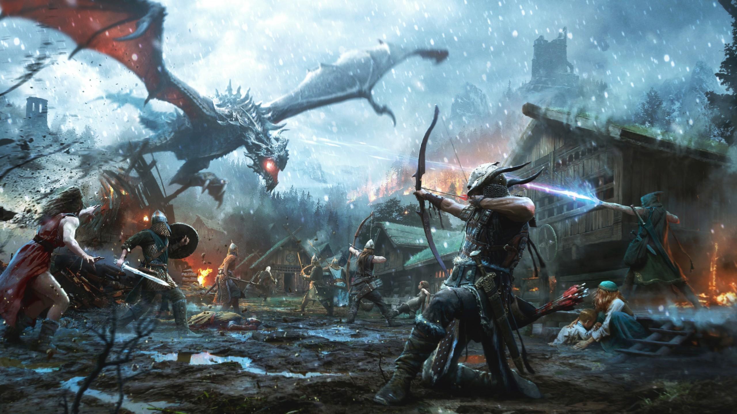 Games / The Elder Scrolls: Legends Wallpaper