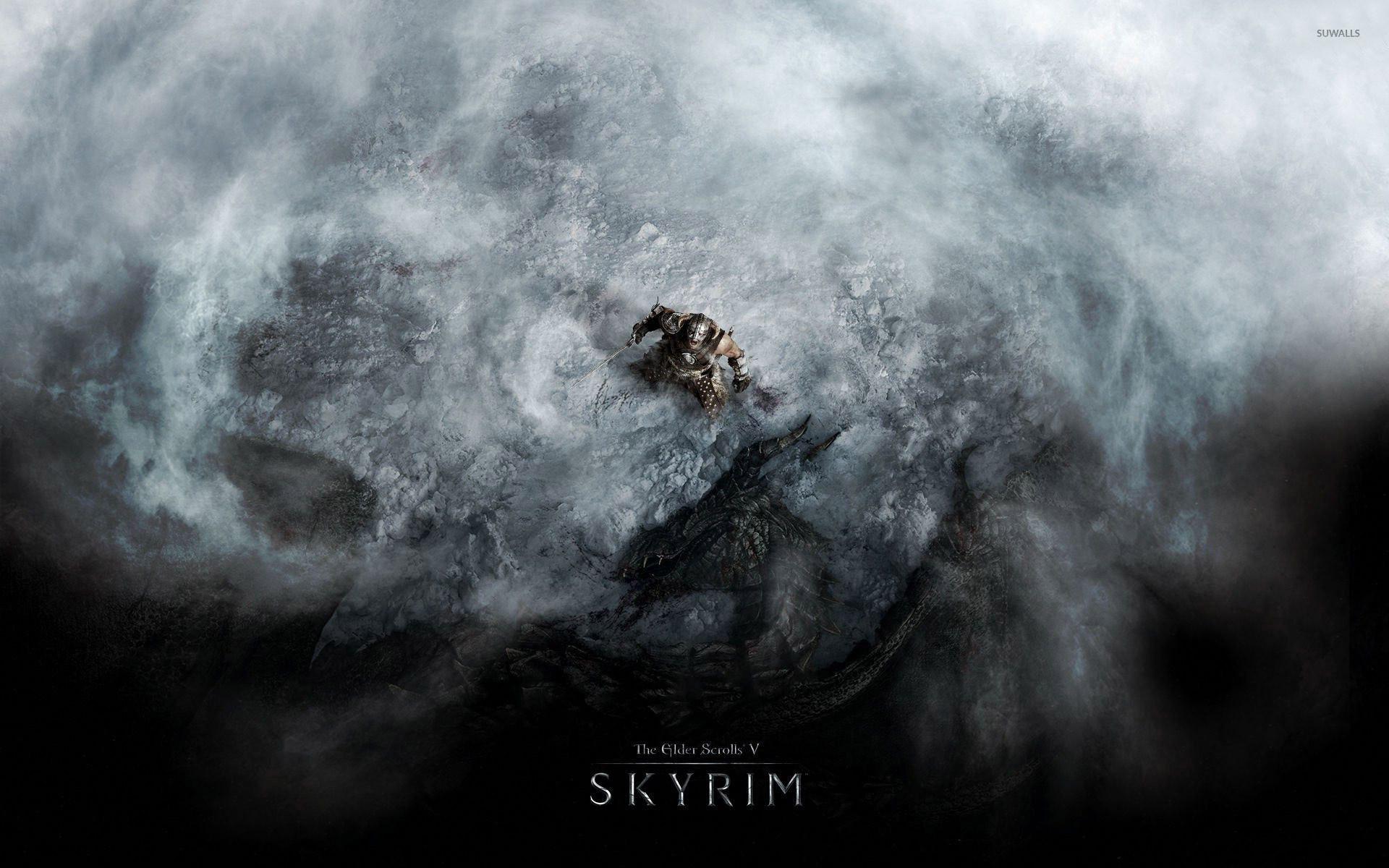 The Elder Scrolls V – Skyrim [3] wallpaper jpg