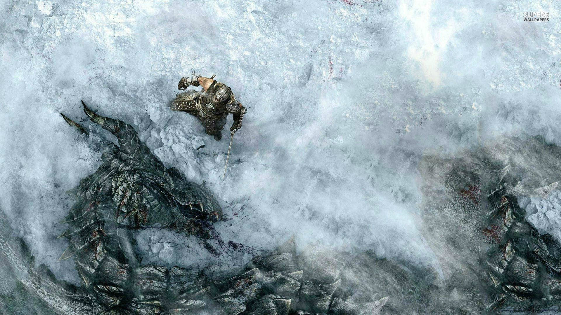 The Elder Scrolls V: Skyrim wallpaper – Game wallpapers – #20012