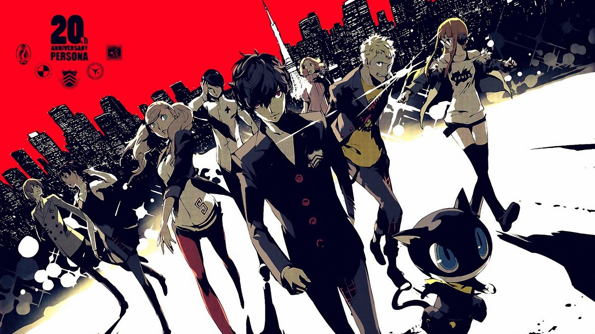 REVIEW: Persona 5 ~ Arkadea